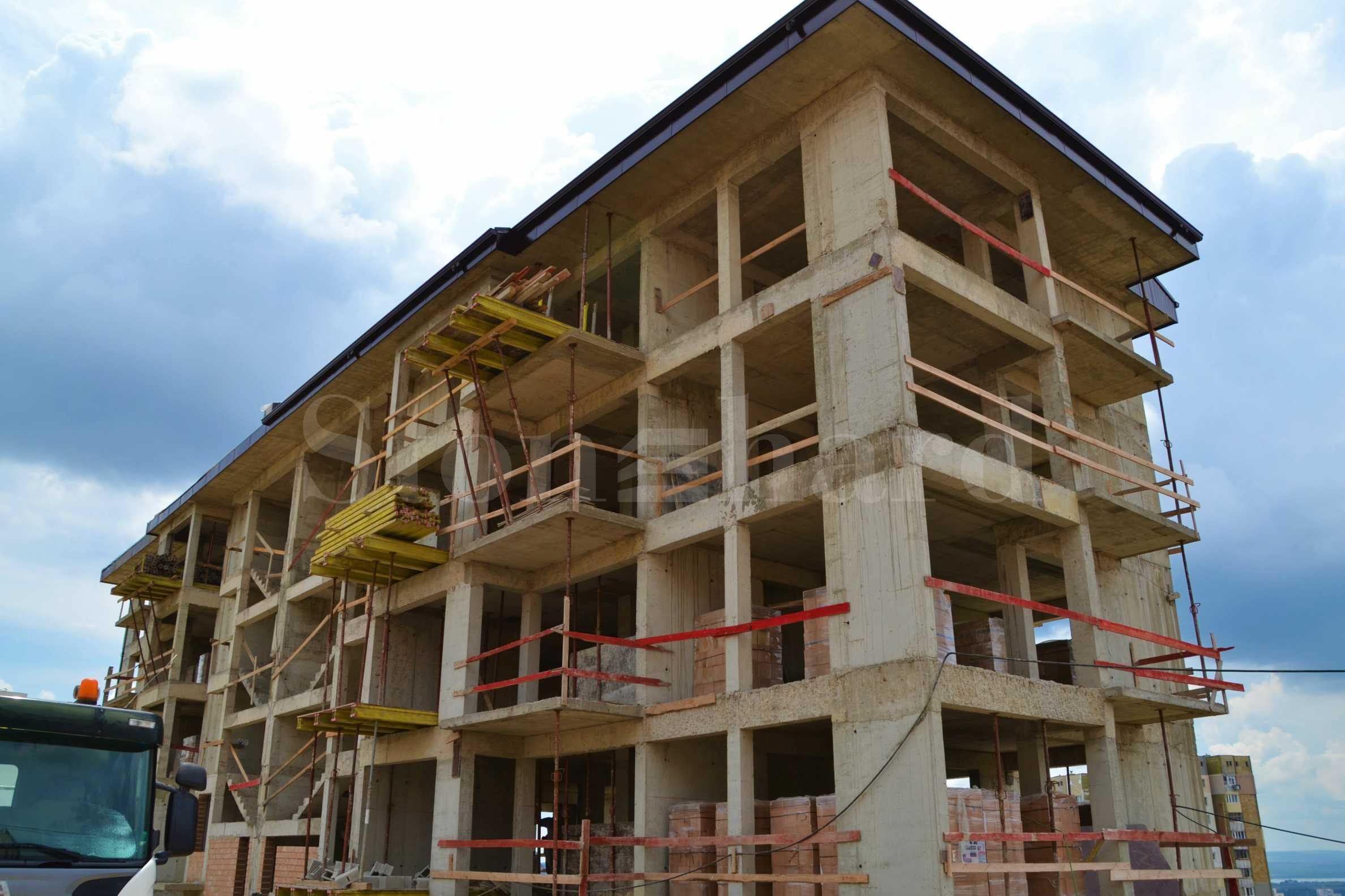 Последни едностайни и двустайни апартаменти в ж.к. Възраждане ІІІ, Варна2 - Stonehard