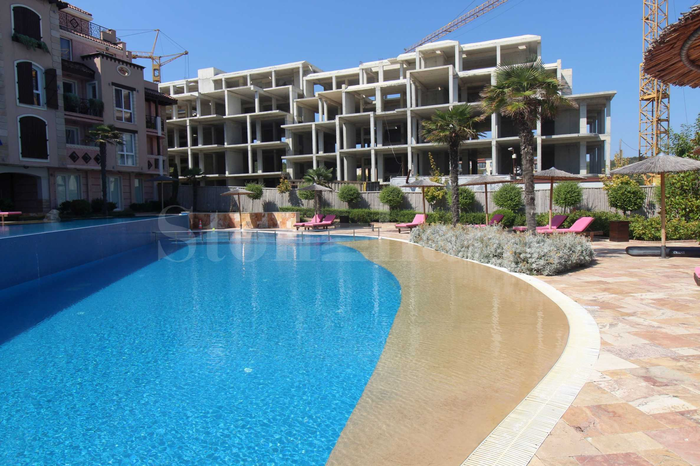 First-class apartments in a new complex by the Kavatsi Beach1 - Stonehard