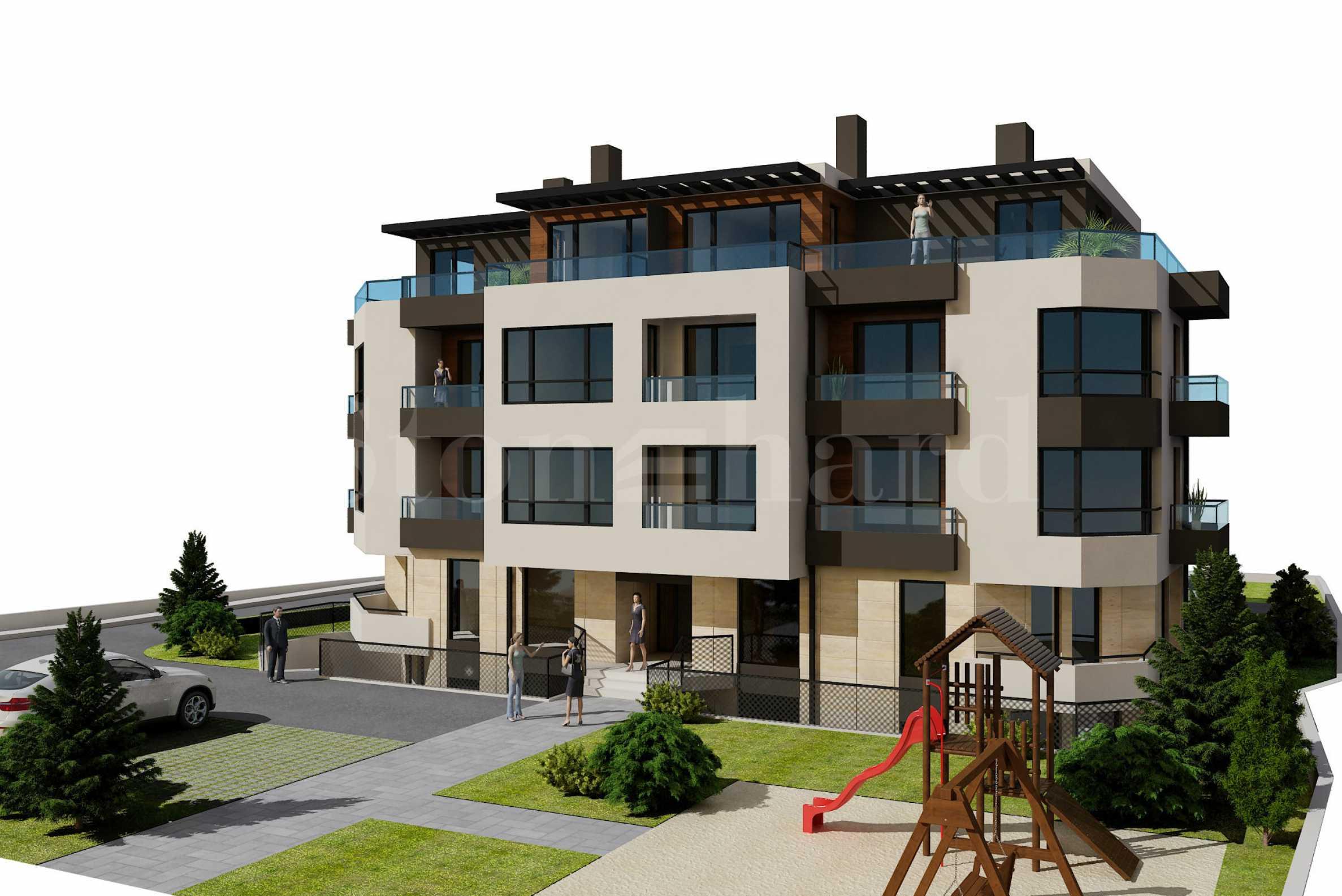 Апартаменти в новострояща се сграда в ж.к. Възраждане 3, гр. Варна2 - Stonehard