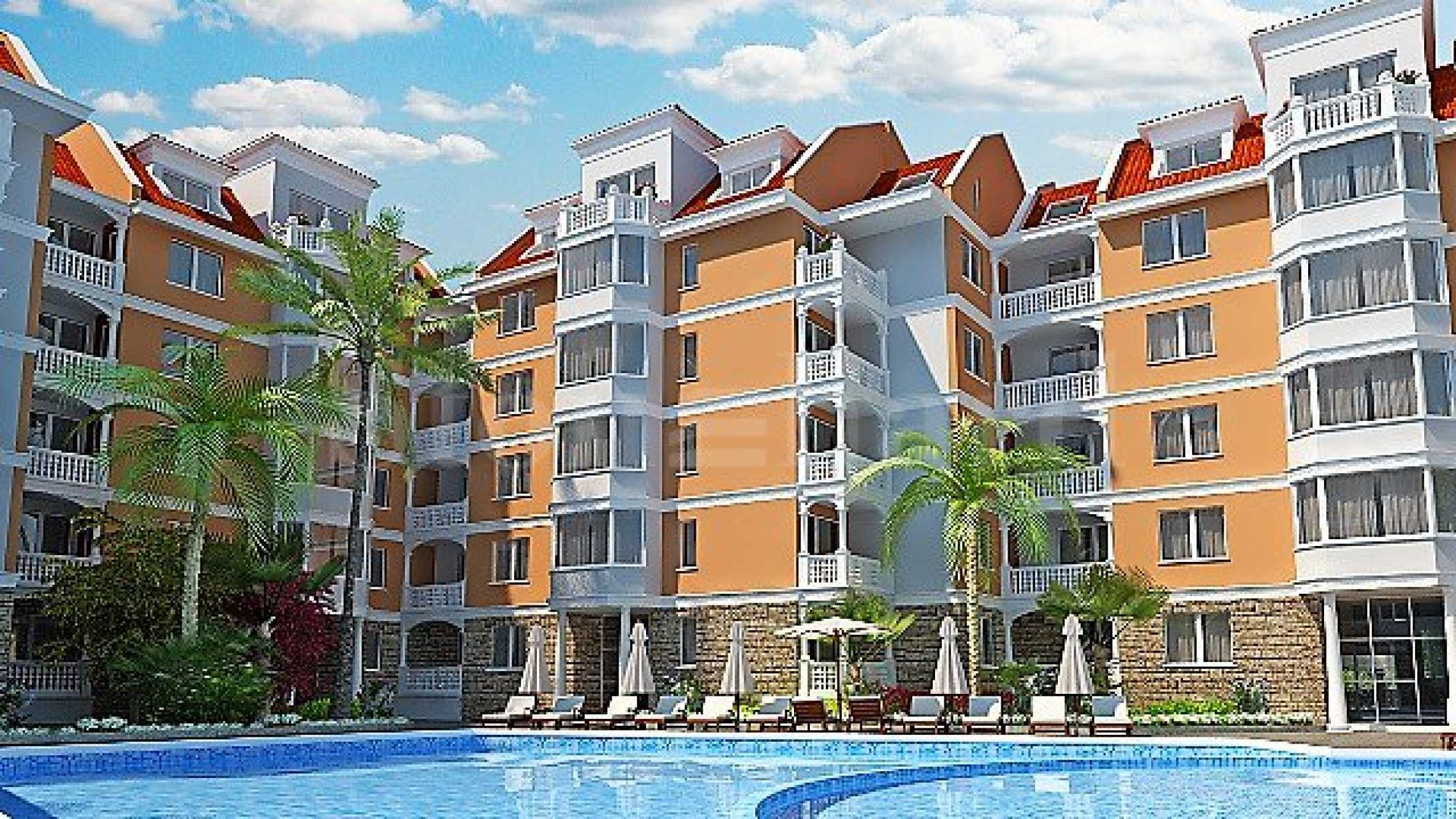 Turn-key apartments in an operational complex near Cacao Beach1 - Stonehard