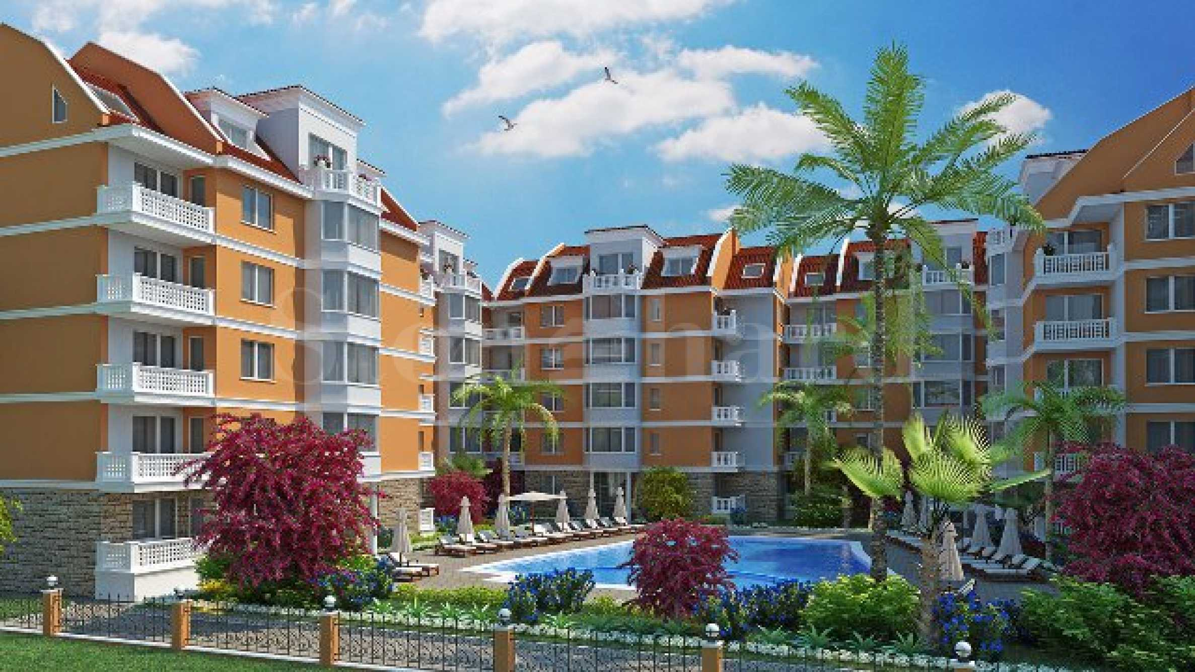 Turn-key apartments in an operational complex near Cacao Beach2 - Stonehard