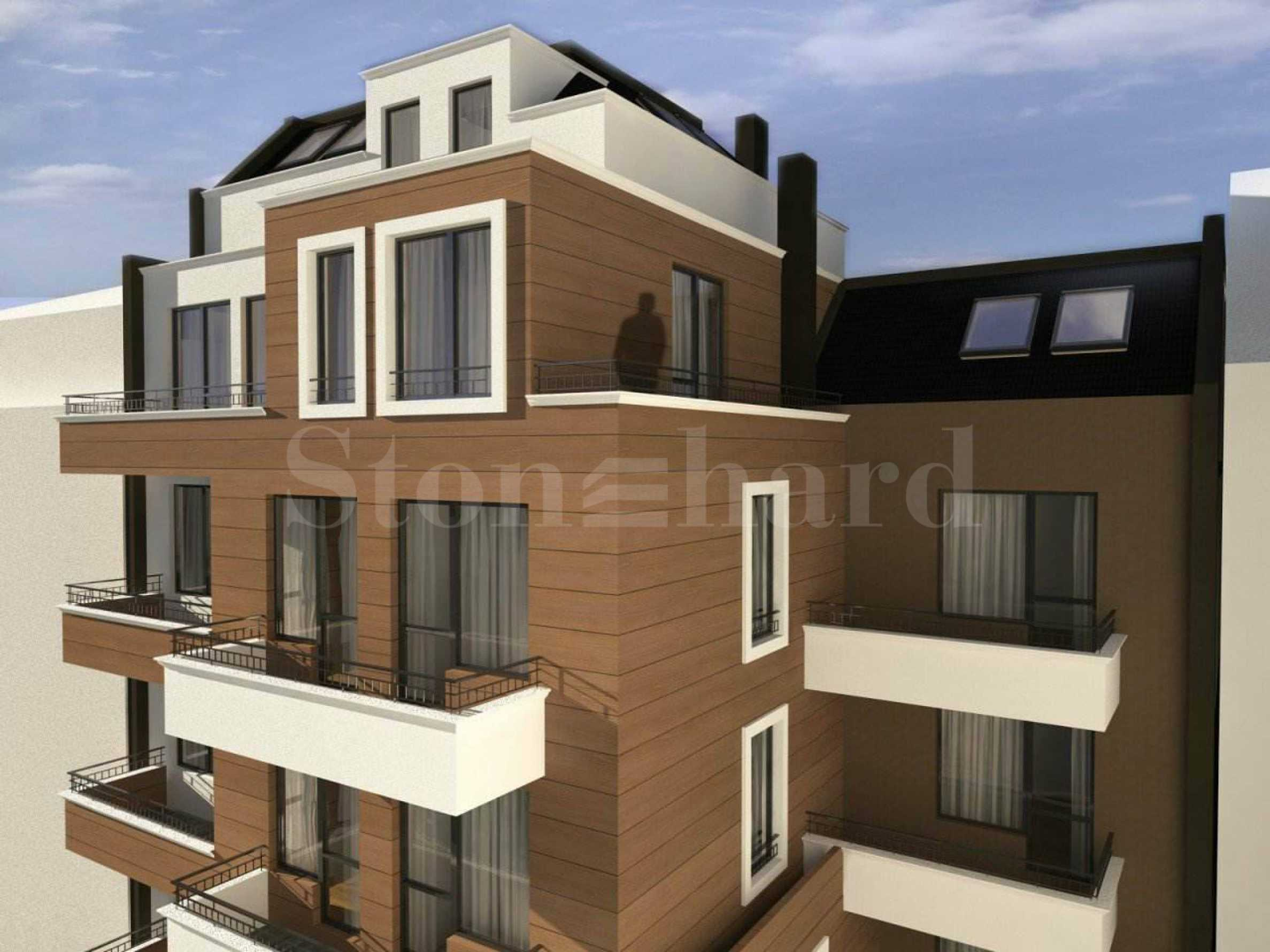 New apartments near the Seaside Park in Lazur neighborhood2 - Stonehard