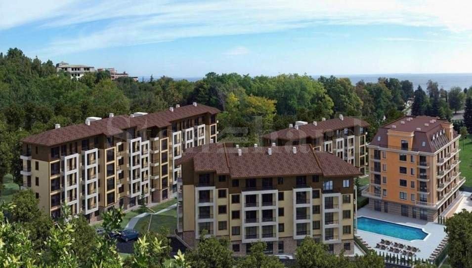 Апартаменти в нов жилищен комплекс