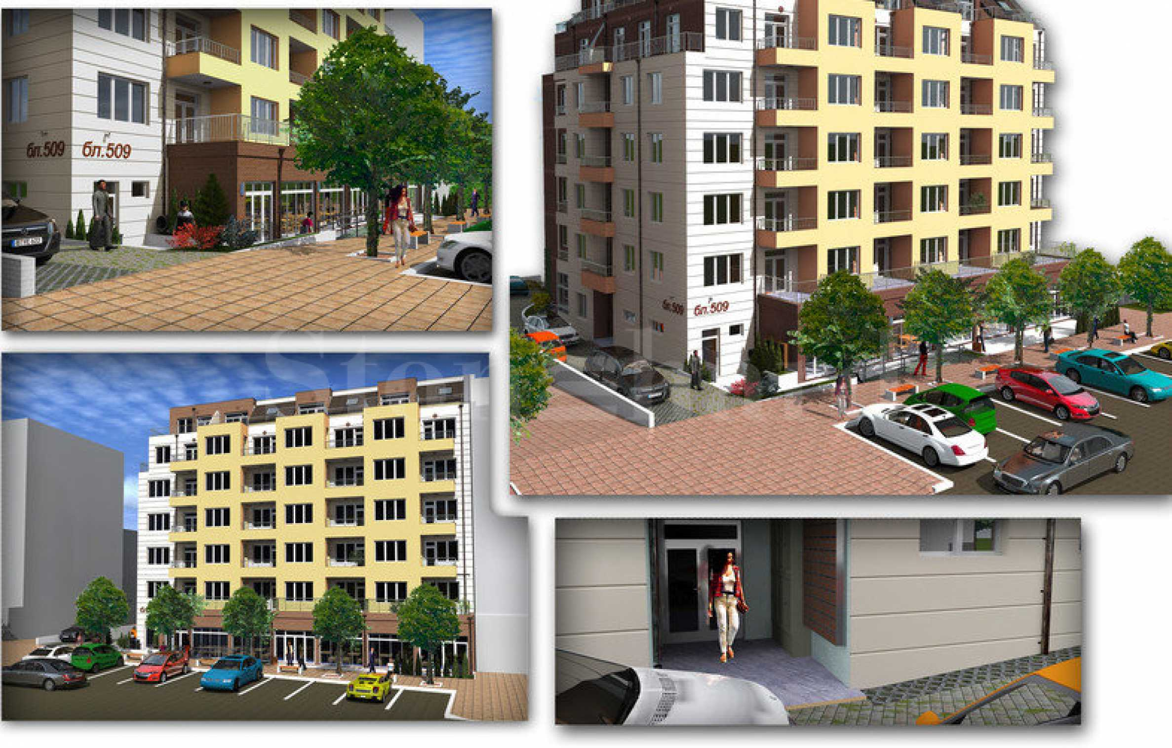 Apartments at attractive prices in a new contemporary building2 - Stonehard
