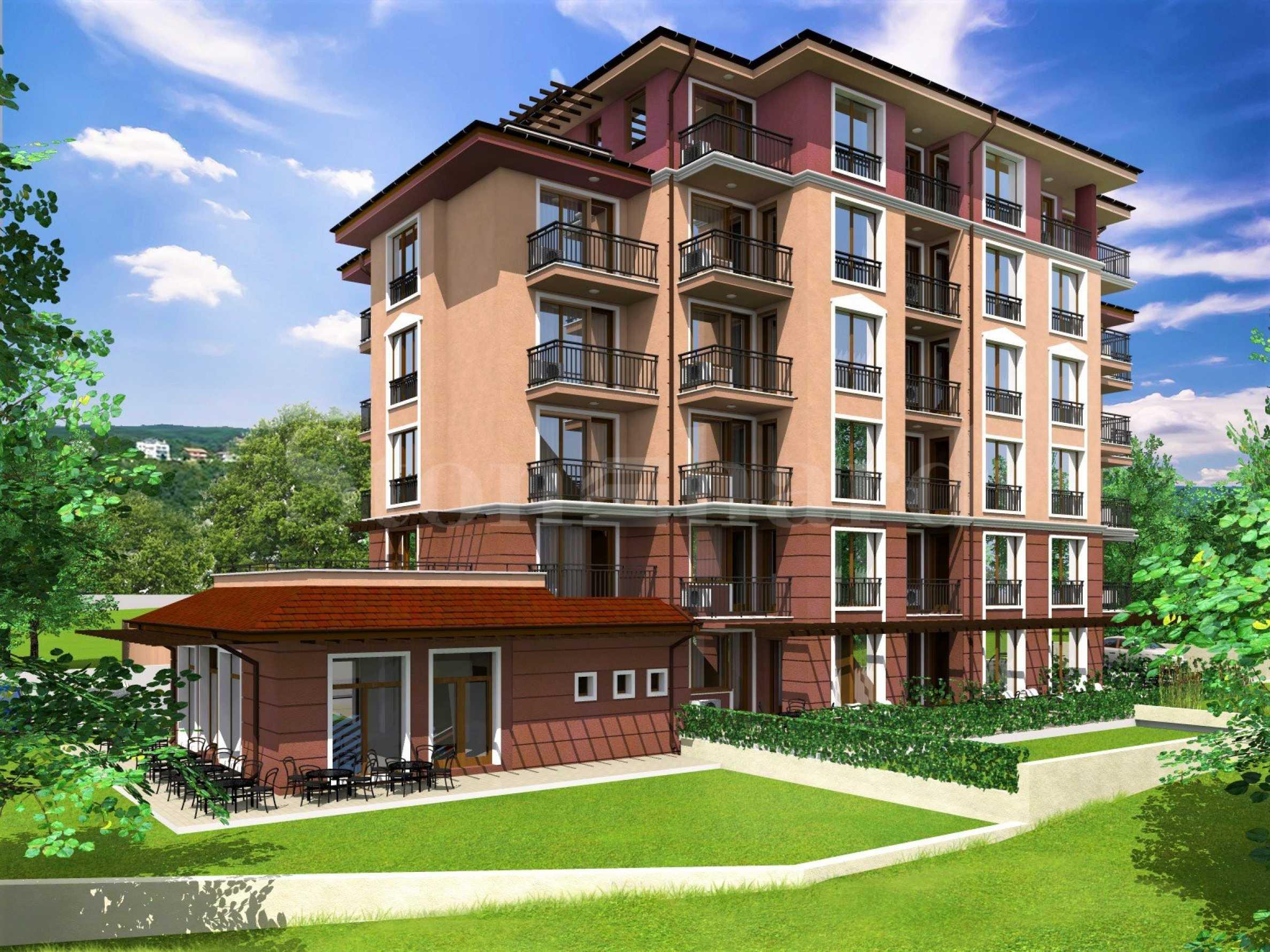Apartment in St. Constantine and Elena, Varna, Bulgaria1 - Stonehard