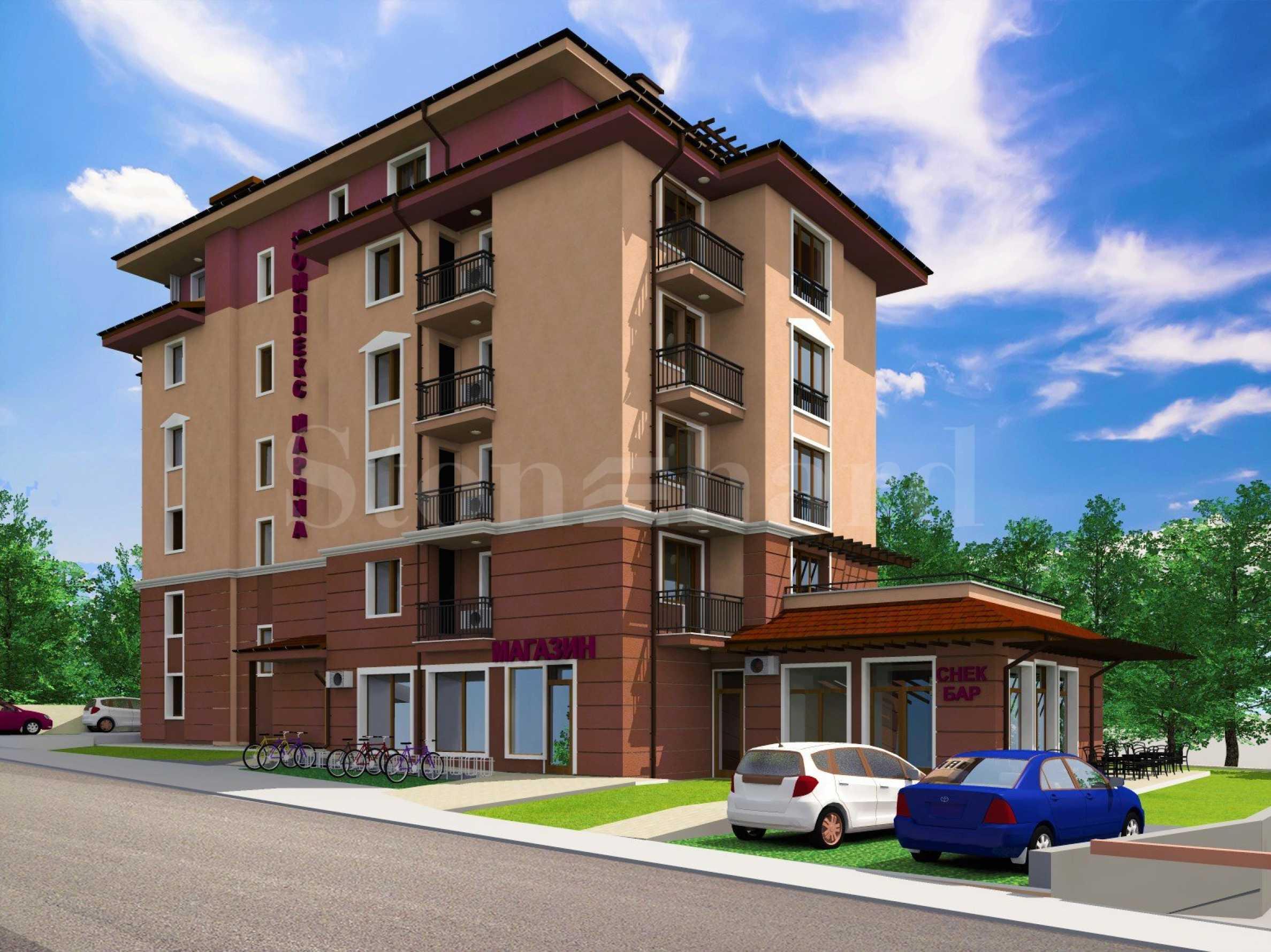 Новострояща се сграда с атрактивни цени в к.к. Св. св. Константин и Елена, гр. Варна2 - Stonehard