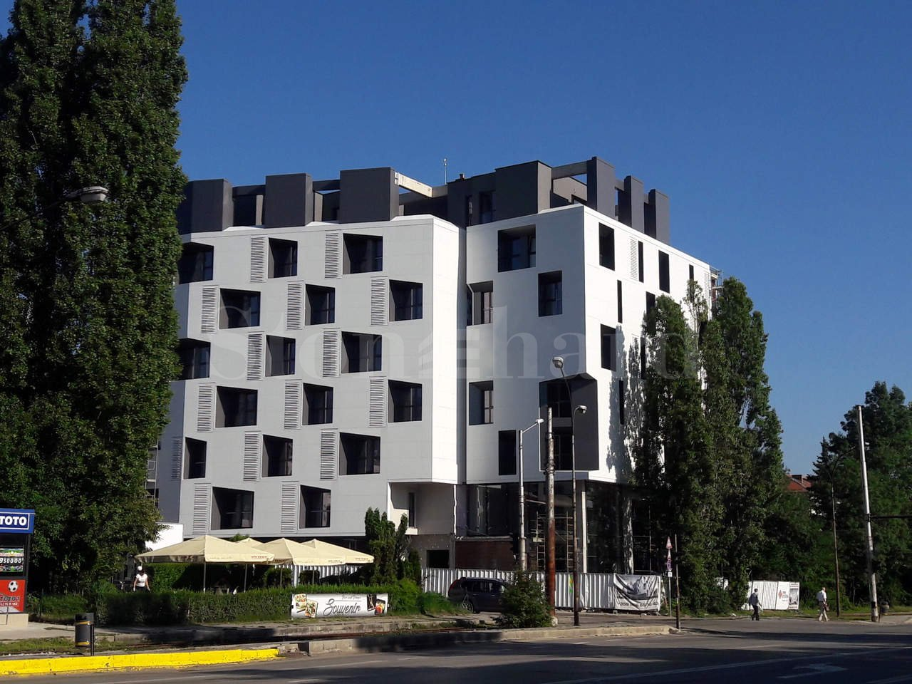 New apartments in a luxury building in a communicative area near Student's town1 - Stonehard