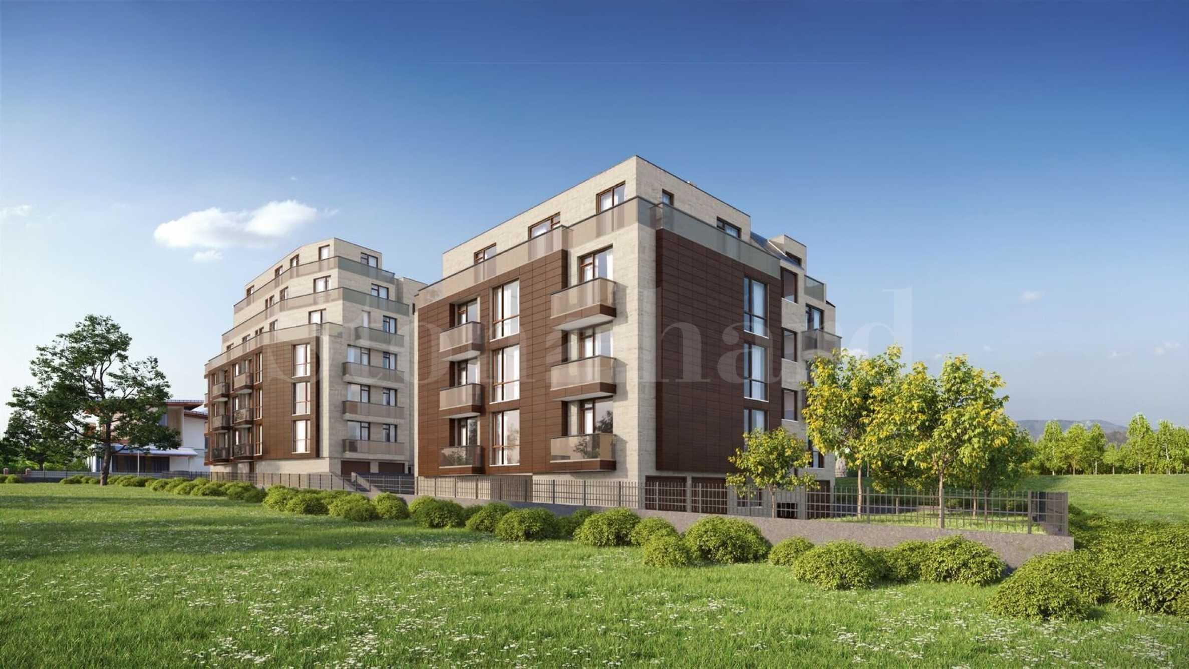Нови апартаменти в луксозен комплекс в комуникативен квартал2 - Stonehard