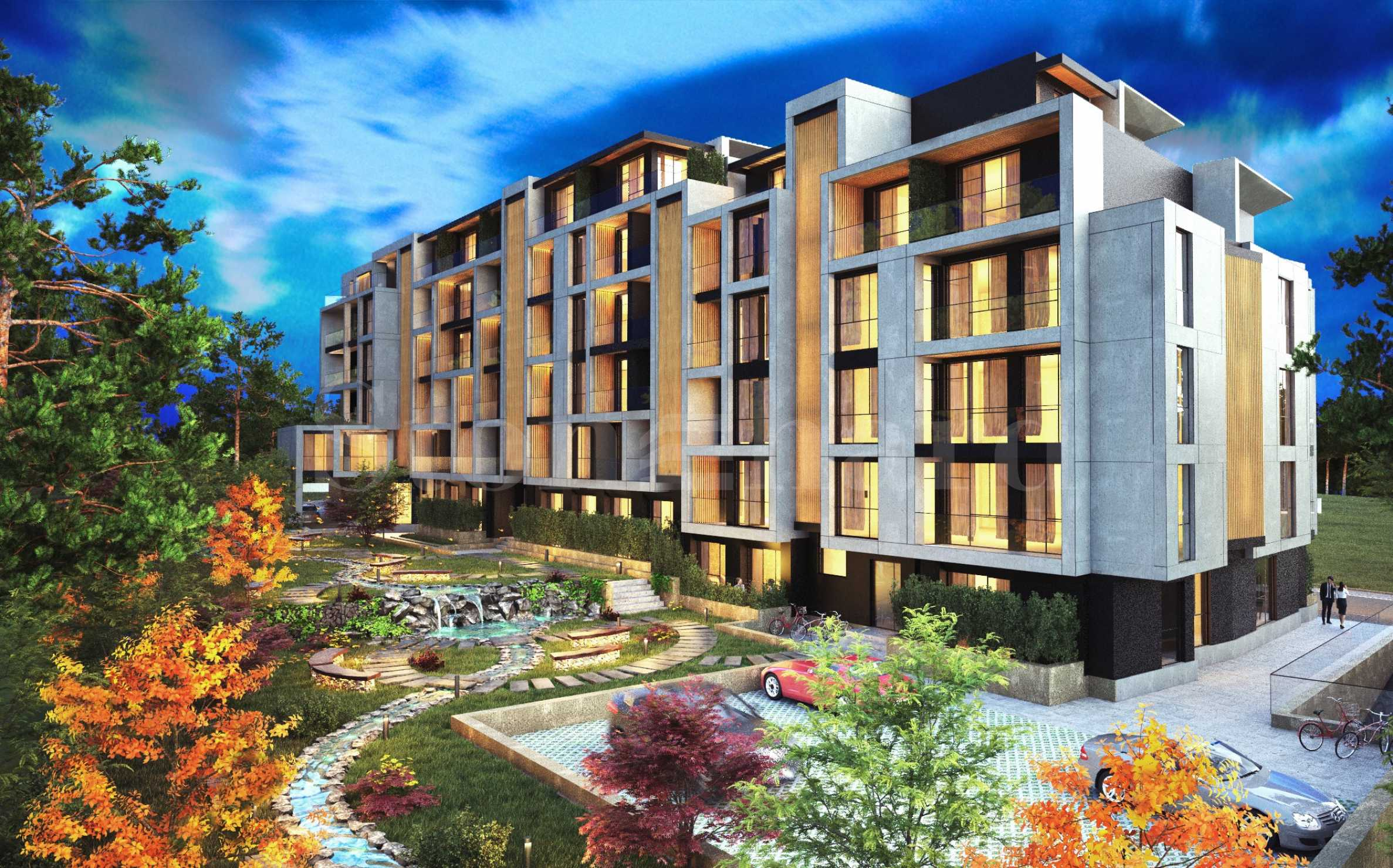 Borisa Apartments - new building with mountain views in a preferred quarter1 - Stonehard