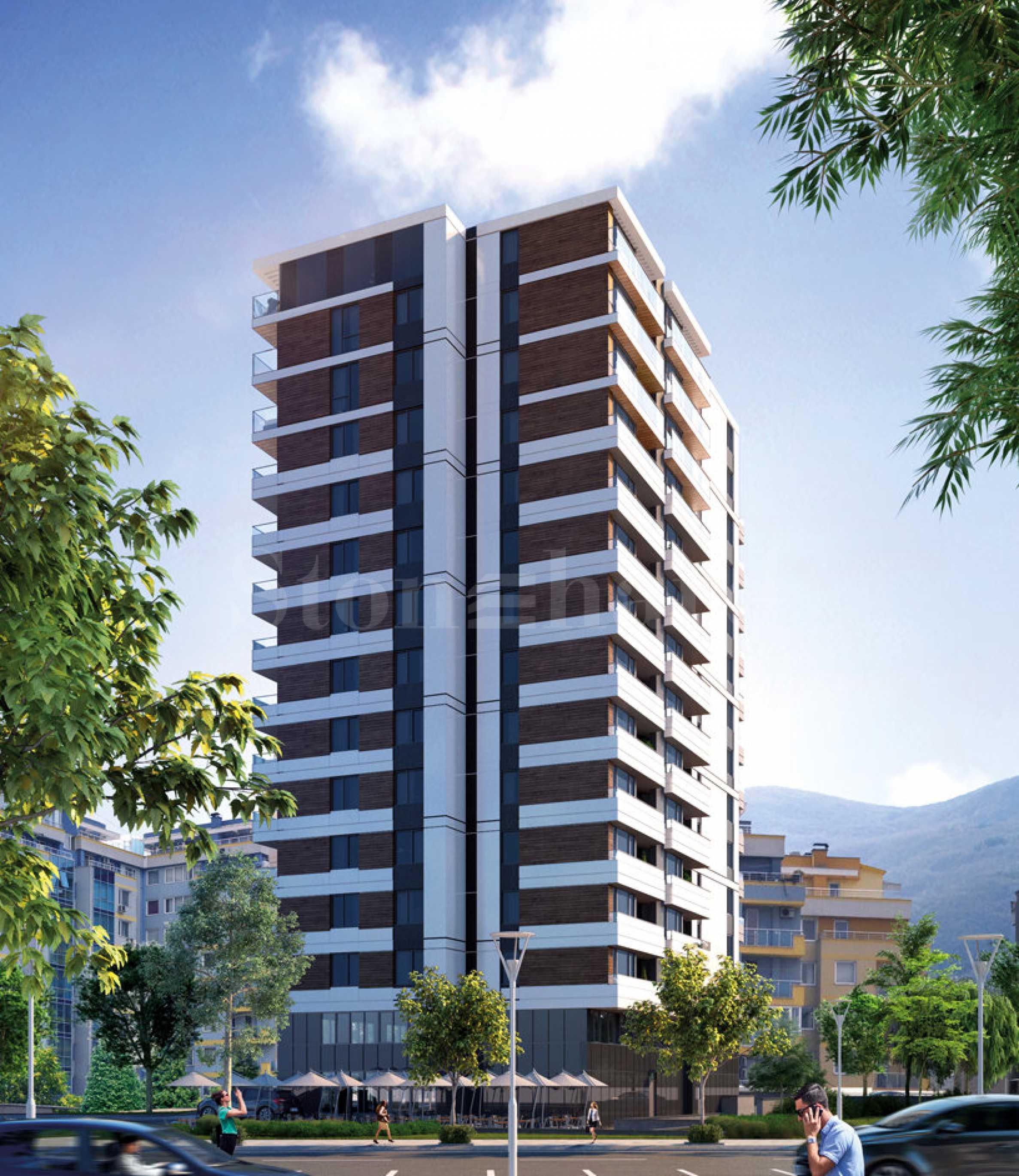 Апартаменти с разкошна панорама към Витоша2 - Stonehard
