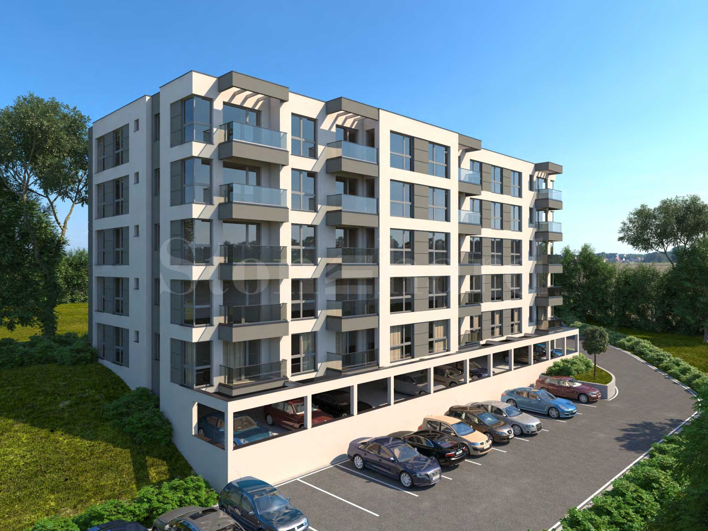 Turn-key apartments in a new complex with facilities1 - Stonehard