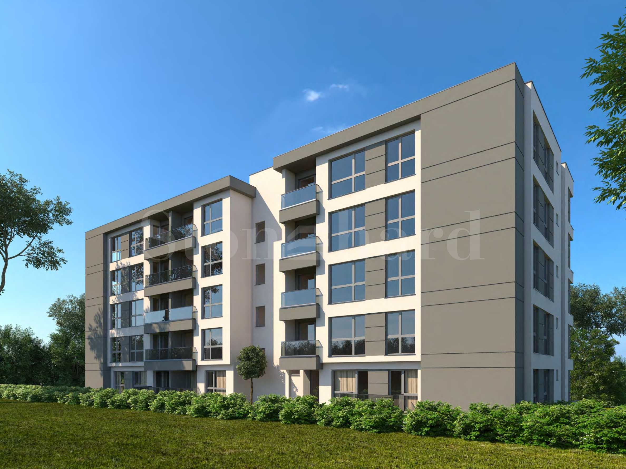 Turn-key apartments in a new complex with facilities2 - Stonehard