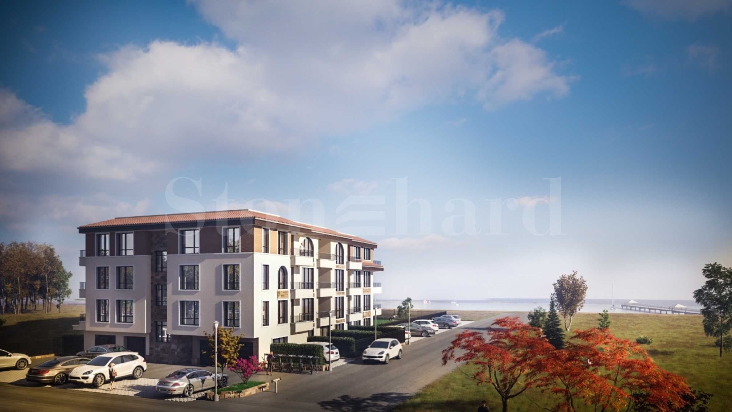 Residential building - first line location near the beach in Sarafovo2 - Stonehard