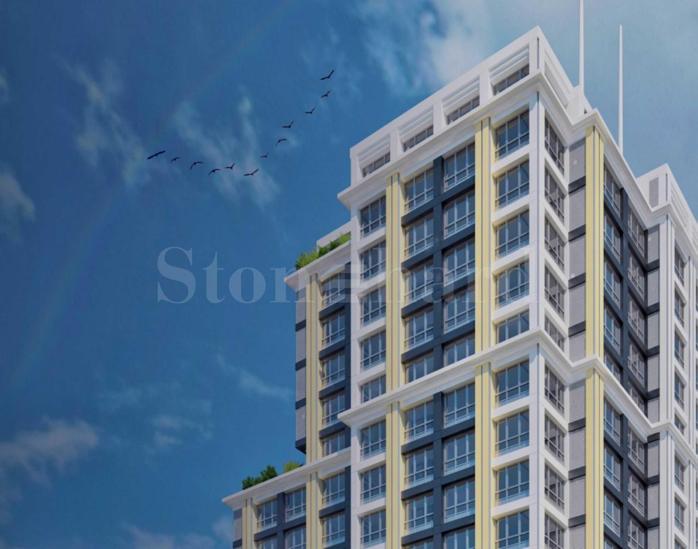 18-етажна сграда с имоти на атрактивни цени в широк център1 - Stonehard