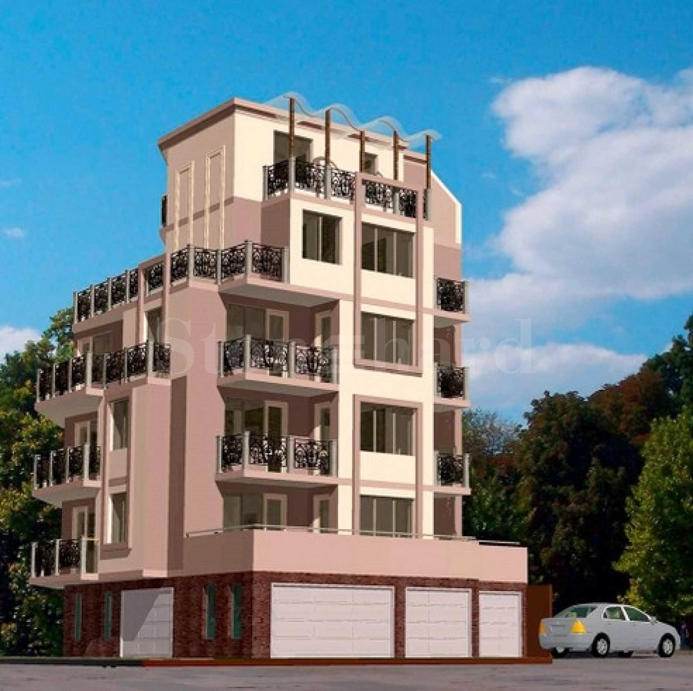 Бутикови сгради с Акт 16 в един от най-търсените квартали в София1 - Stonehard