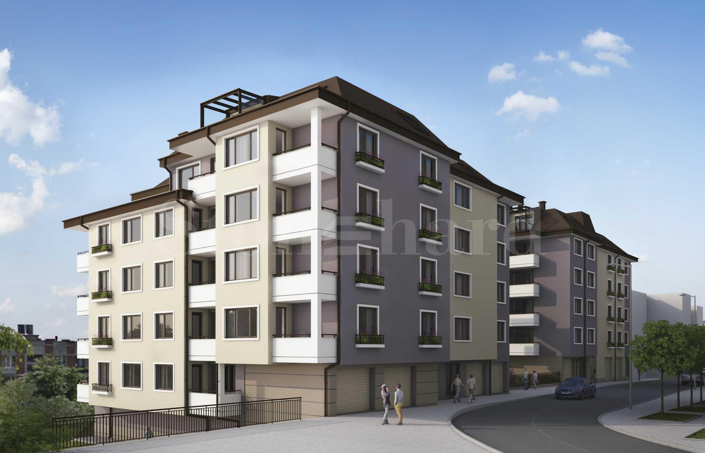 Apartment in Veliko Tarnovo1 - Stonehard
