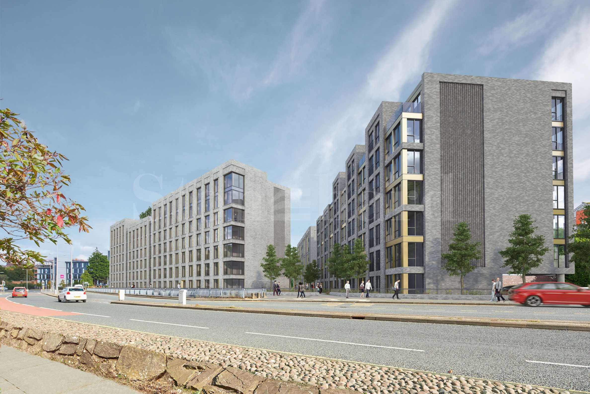 Turn-key apartments with up to 7.2% NET yield in a new development in Liverpool2 - Stonehard