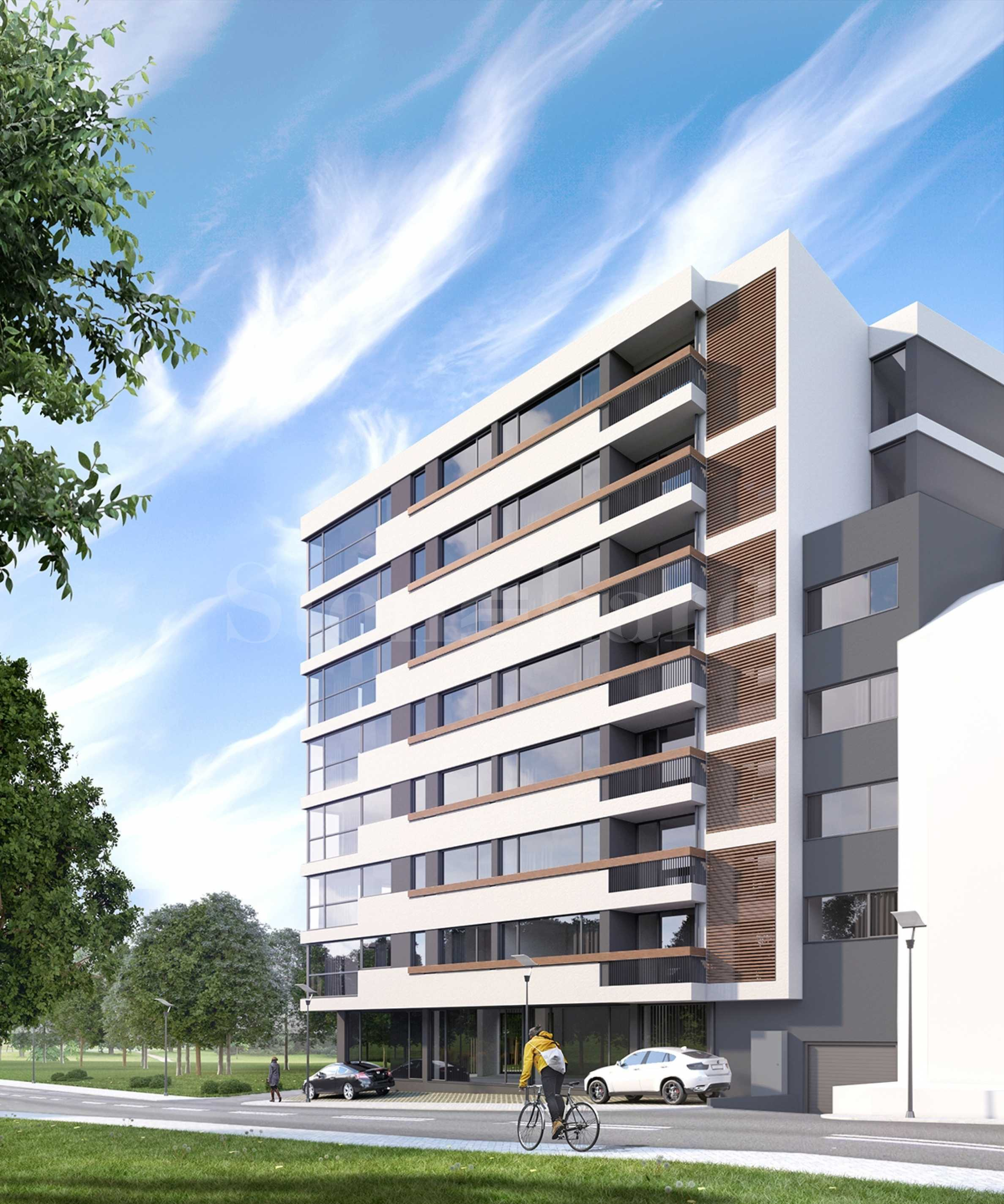 Newly-built gated development in Varna, Bulgaria1 - Stonehard