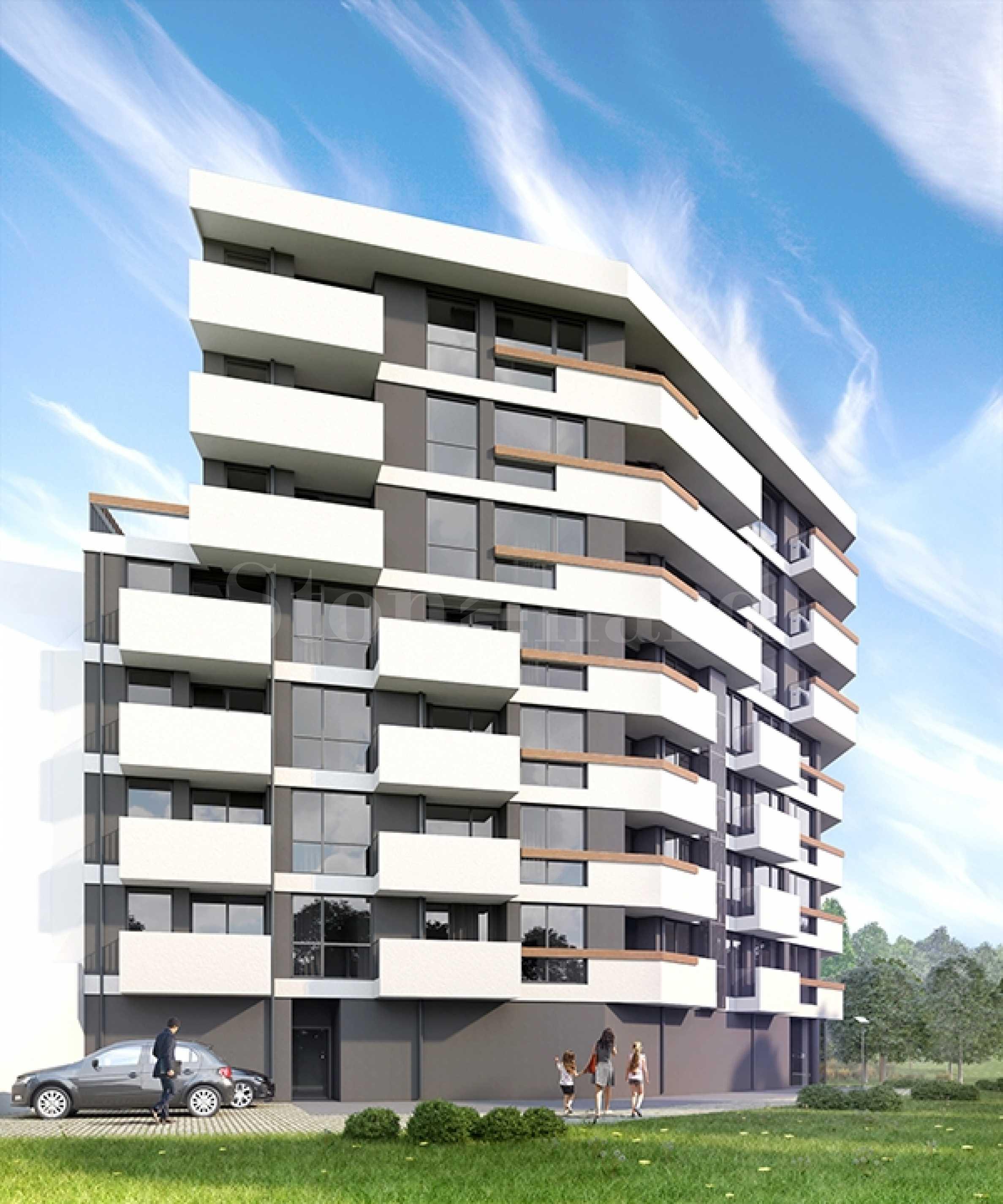Нов жилищен комплекс в кв. Изгрев, гр. Варна2 - Stonehard