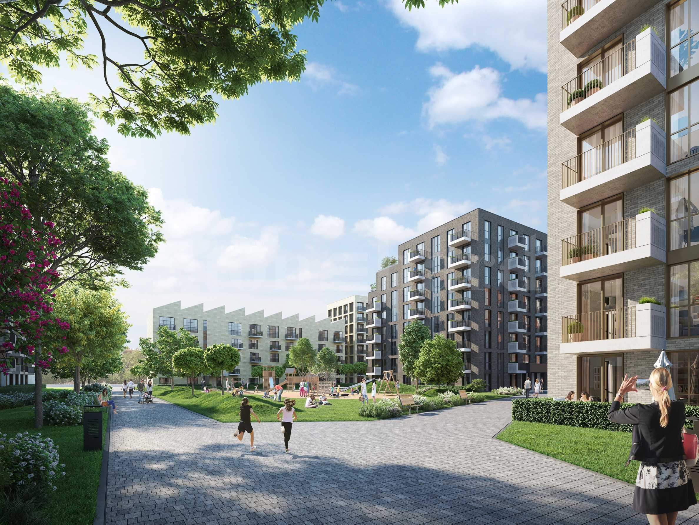 Nove Homes - new development of 14 buildings in Sofia1 - Stonehard