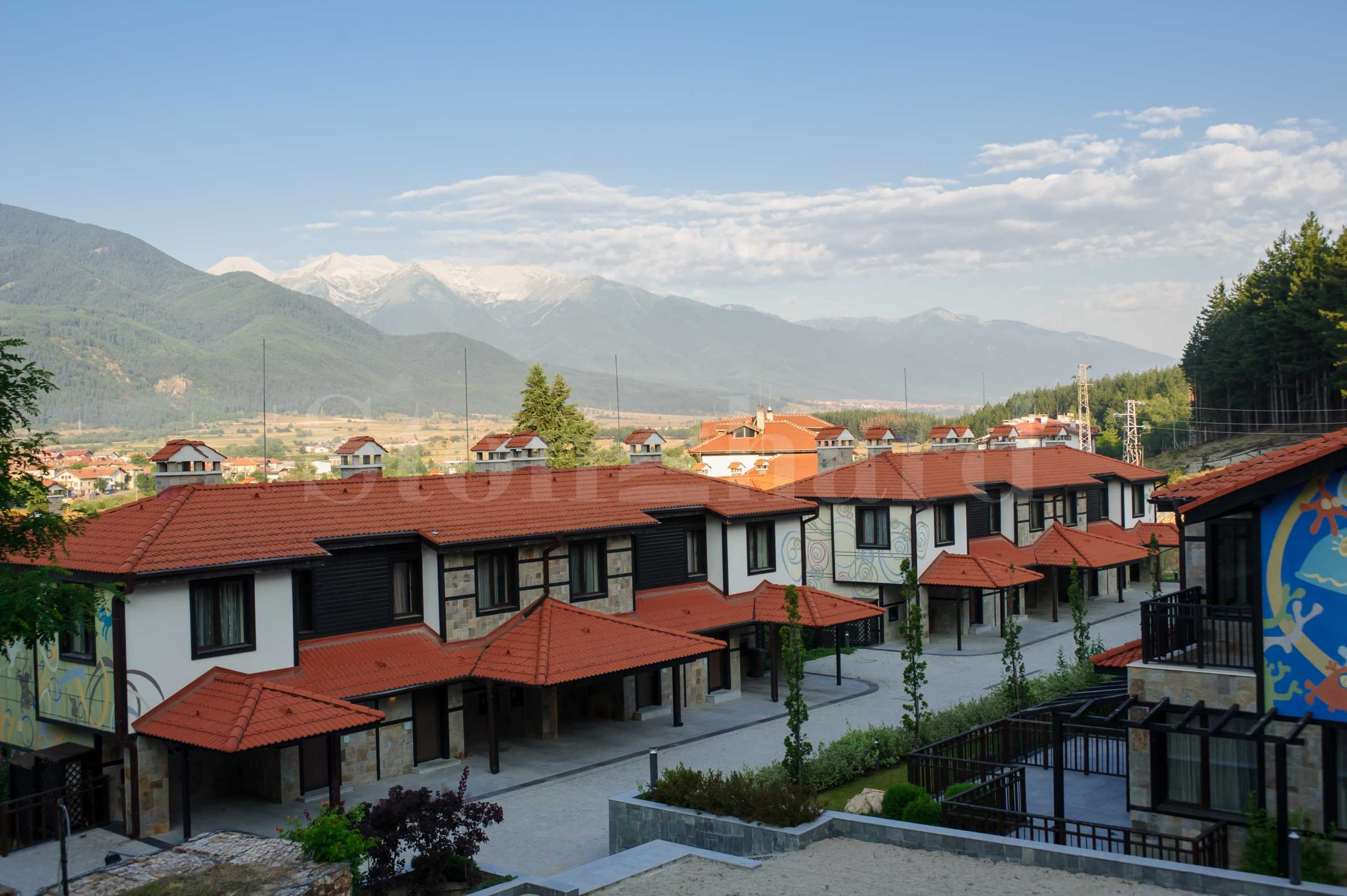 Turn-key houses in a gated complex at the foot of Pirin mountain1 - Stonehard