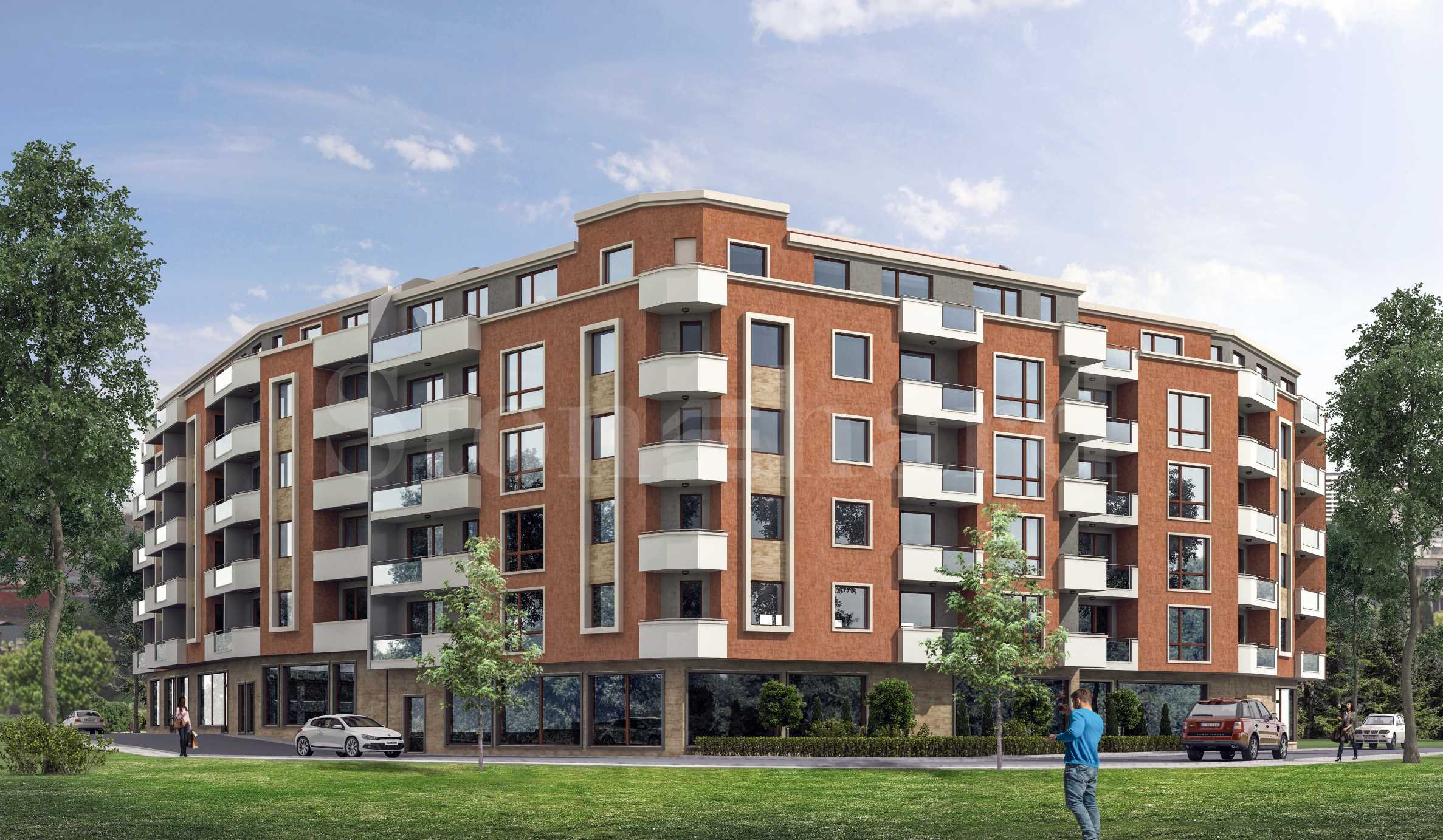 Сграда с модерна визия и отлична локация в кв. Левски, гр. Варна1 - Stonehard