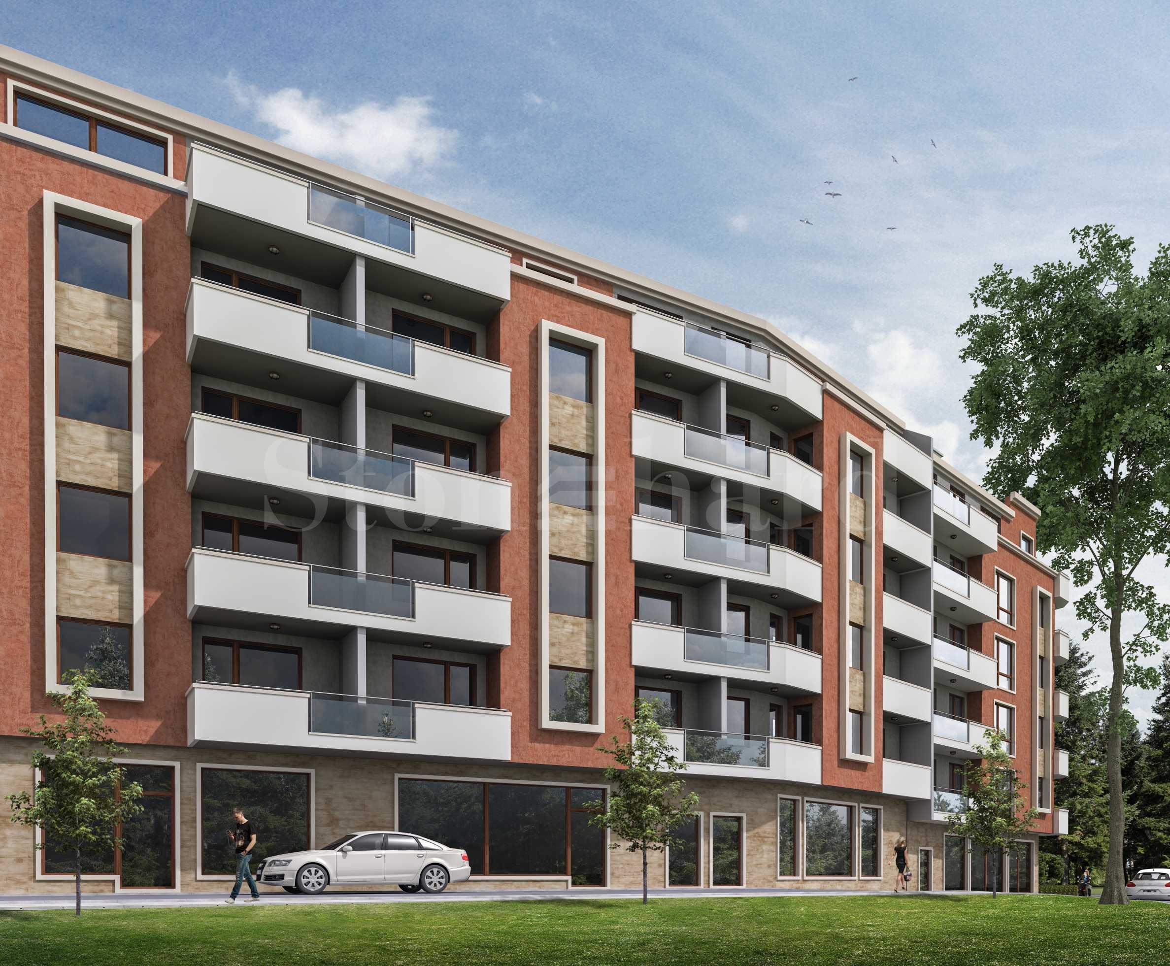 Сграда с модерна визия и отлична локация в кв. Левски, гр. Варна2 - Stonehard