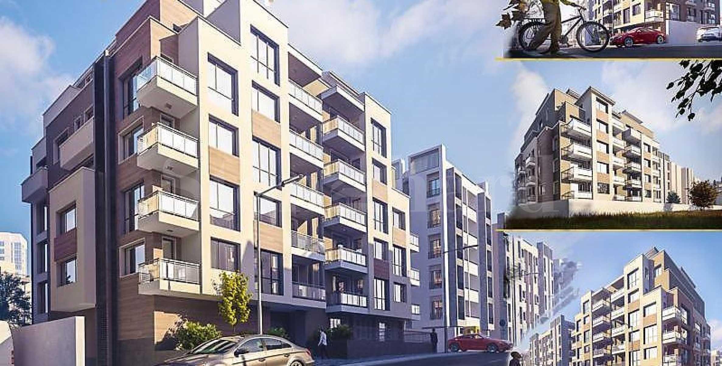 Апартаменти на изгодни цени до Морската градина в кв. Лазур1 - Stonehard