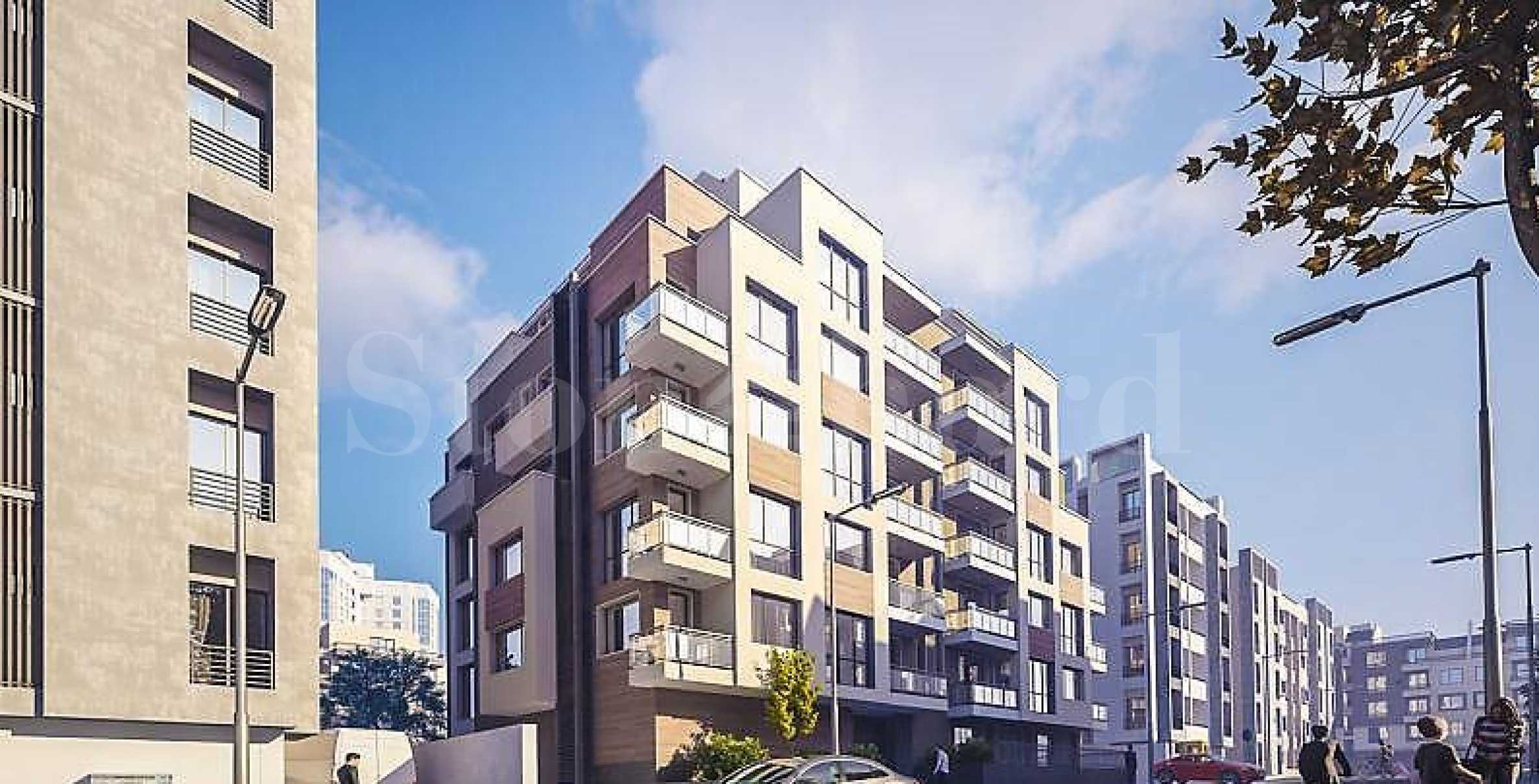New apartments at attractive prices near Sea Garden in Burgas2 - Stonehard
