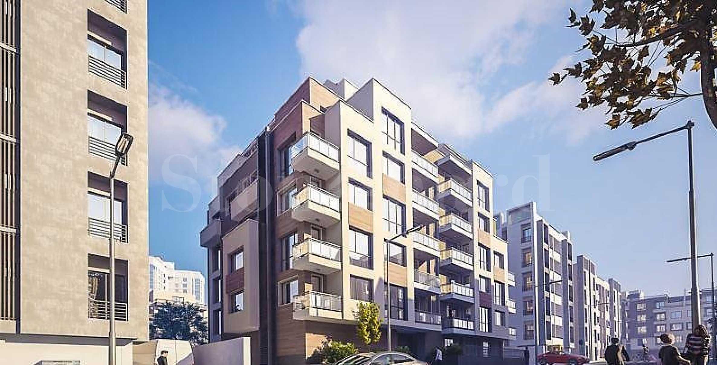 Апартаменти на изгодни цени до Морската градина в кв. Лазур2 - Stonehard