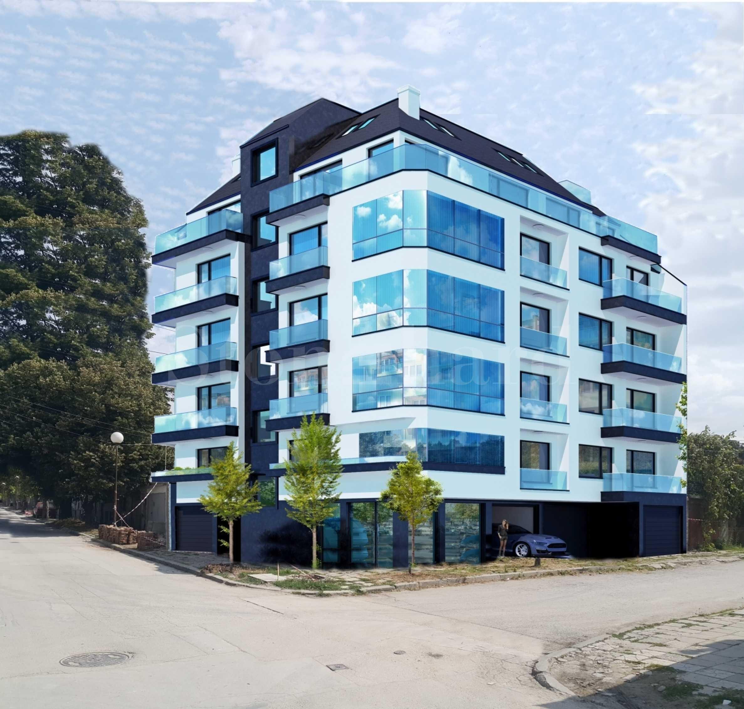 Жилищна сграда в централната част на Варна1 - Stonehard