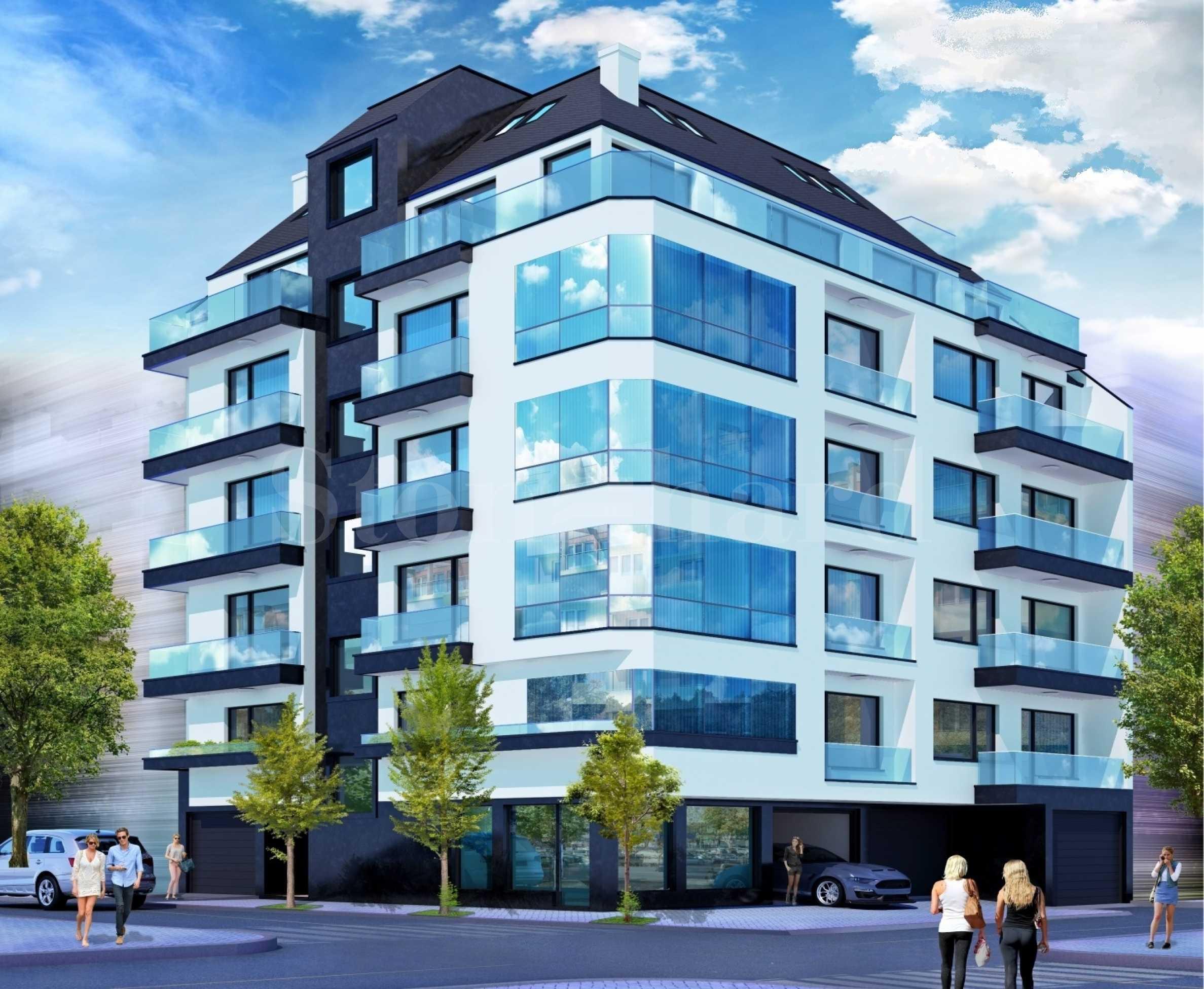 Жилищна сграда в централната част на Варна2 - Stonehard