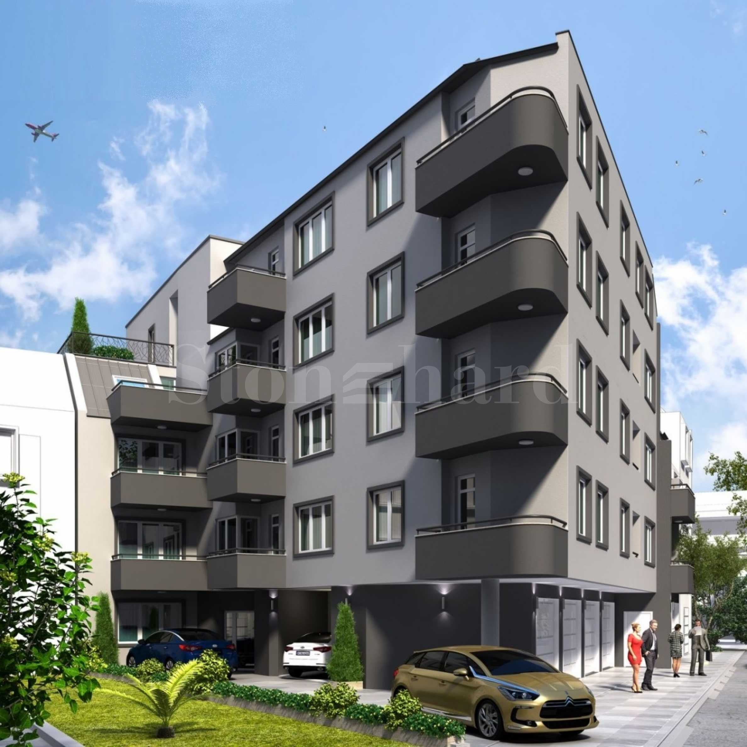 Apartments in a modern residential building in Varna1 - Stonehard