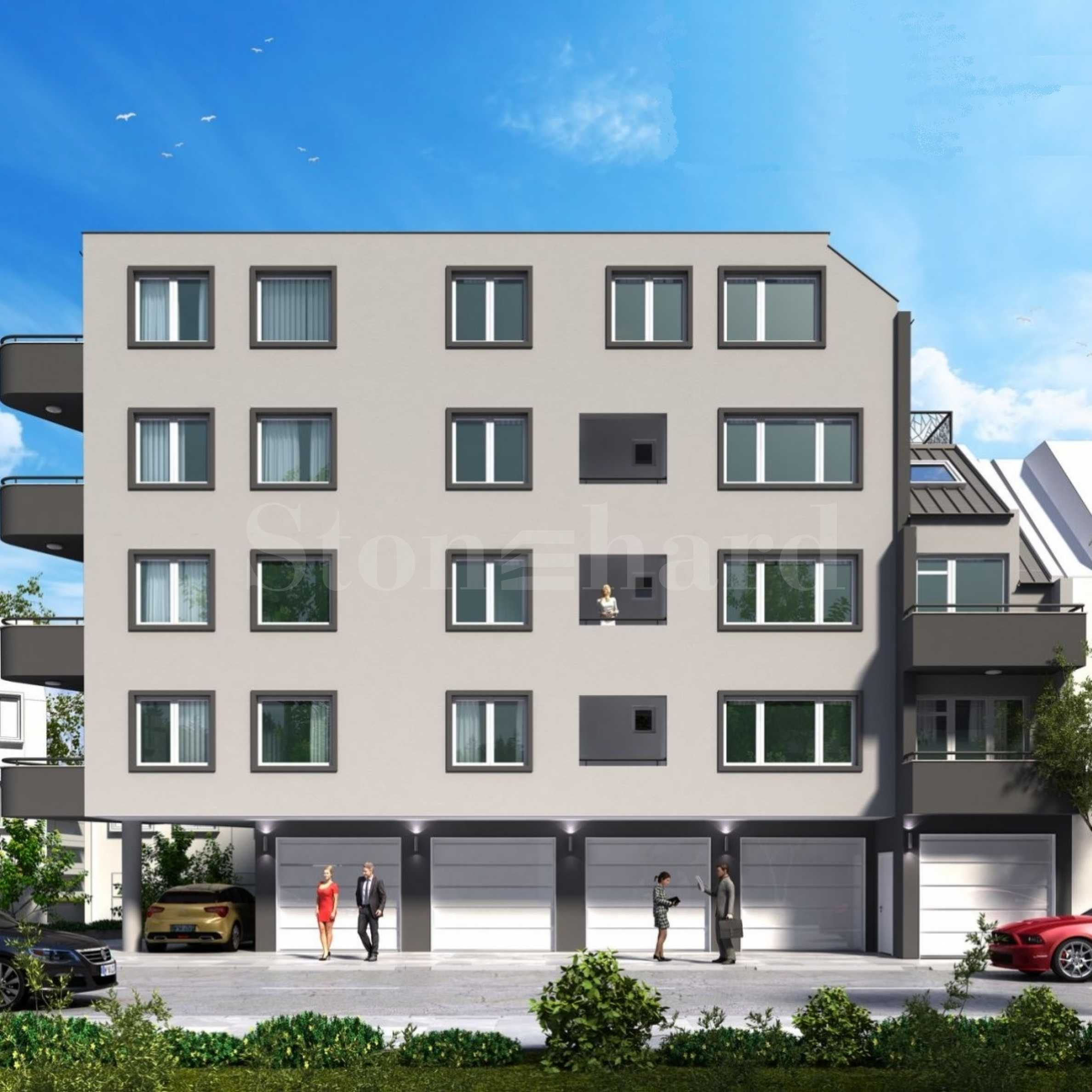 Apartments in a modern residential building in Varna2 - Stonehard