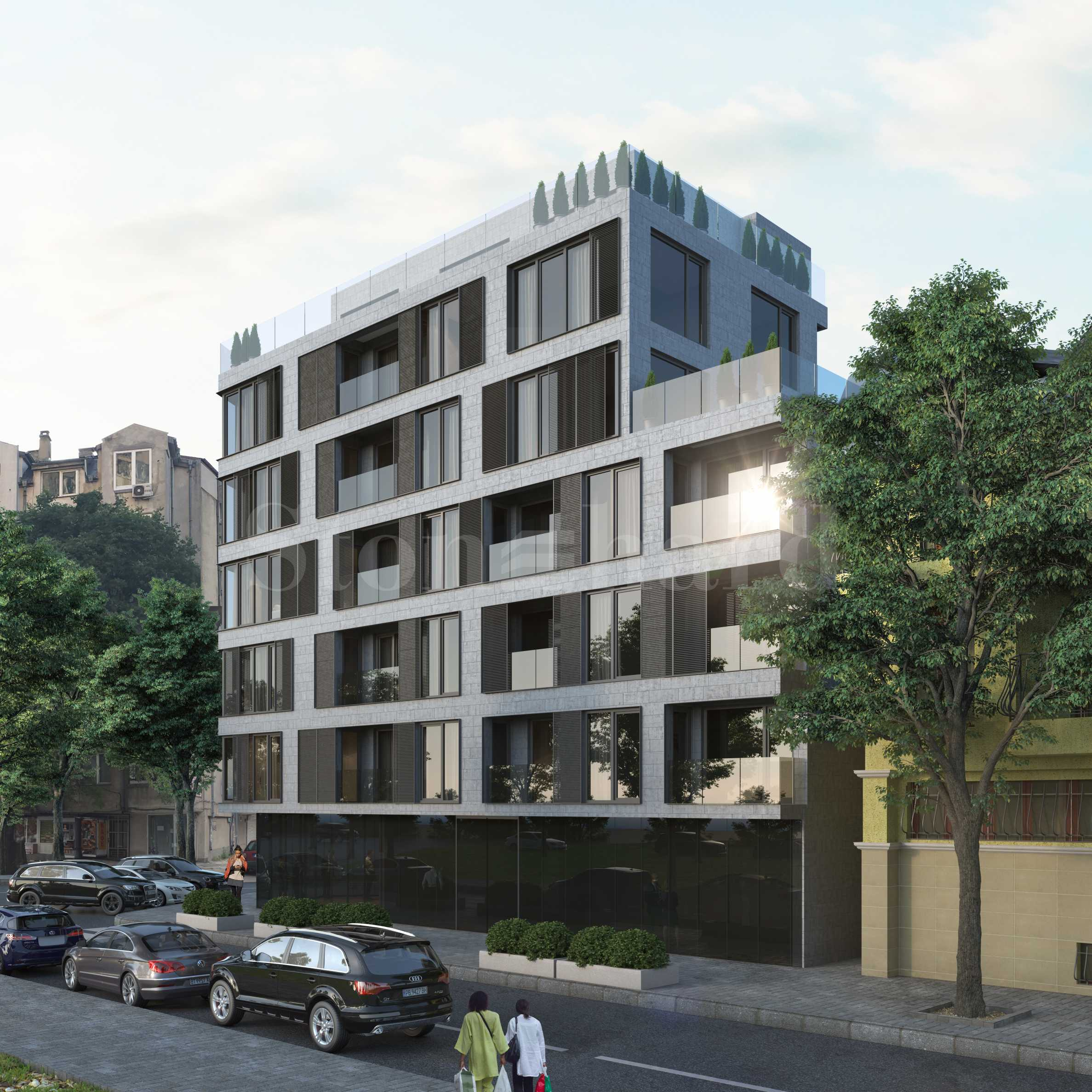 New residential building in the area of Trakia summer cinema, Varna1 - Stonehard