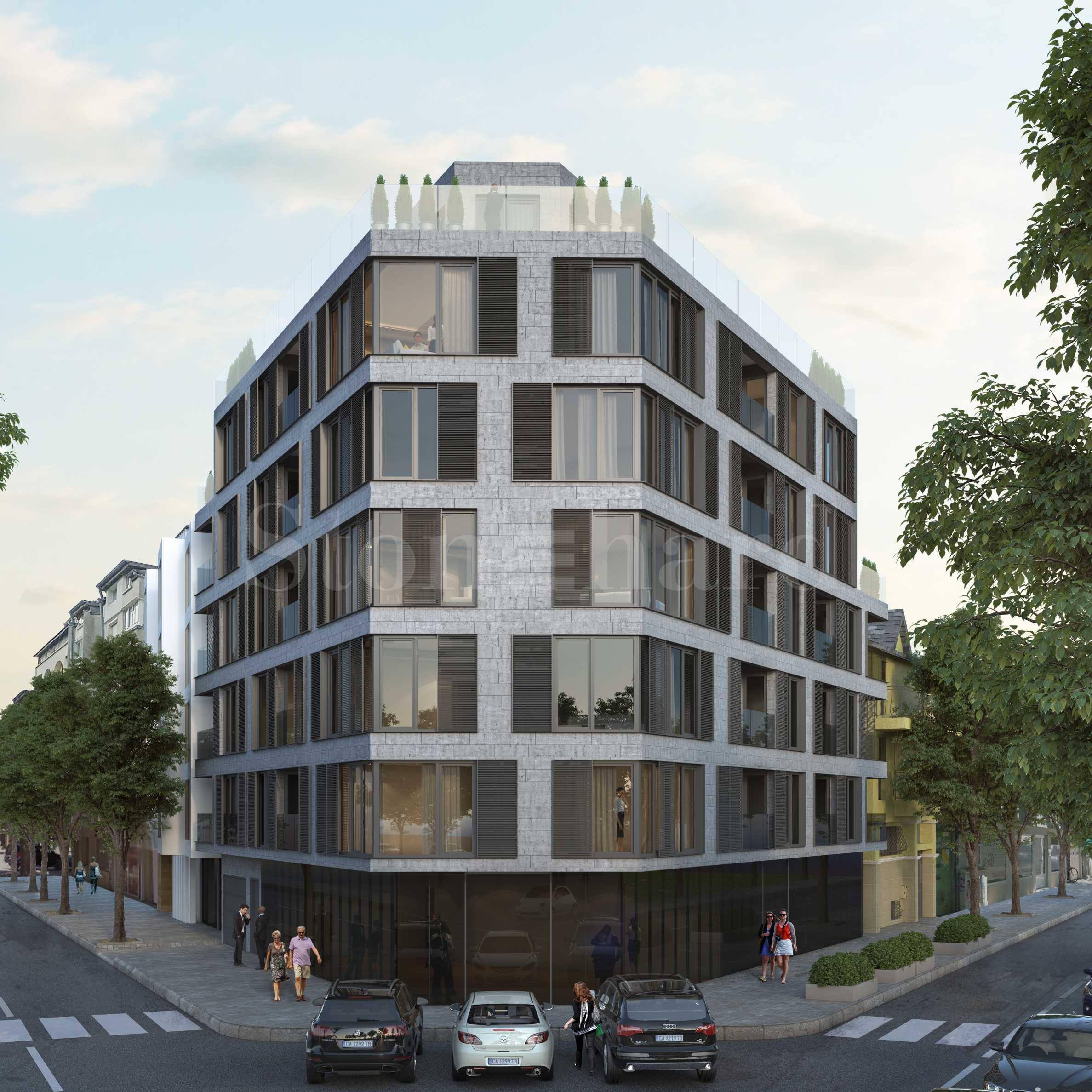 Нова жилищна сграда с отлична локация2 - Stonehard