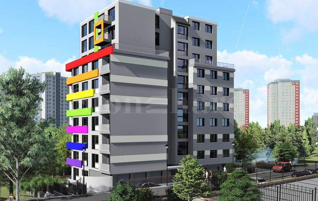 Нова модерна панорамна сграда в кв. Възраждане 32 - Stonehard