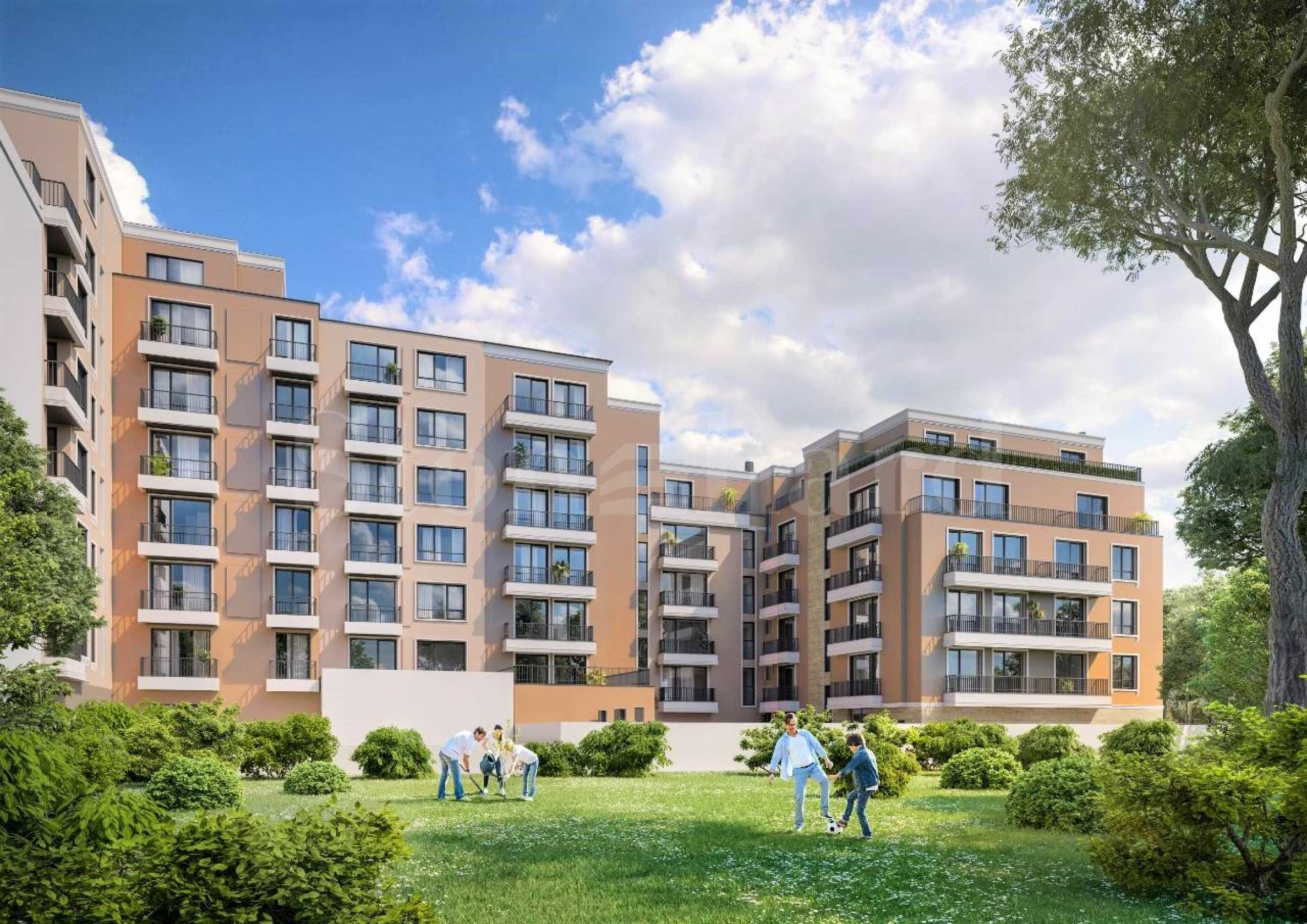 Апартаменти на цени 1 000 €/м² в централната част на София2 - Stonehard
