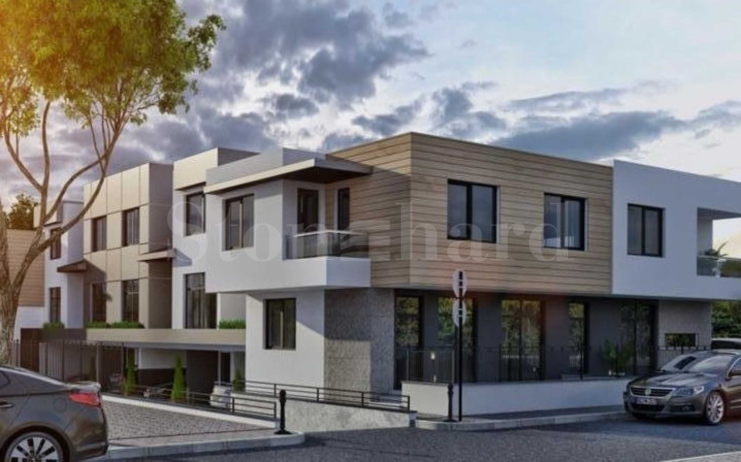 Townhouses from 730 €/m² - at a price of an apartment in a preferred area1 - Stonehard