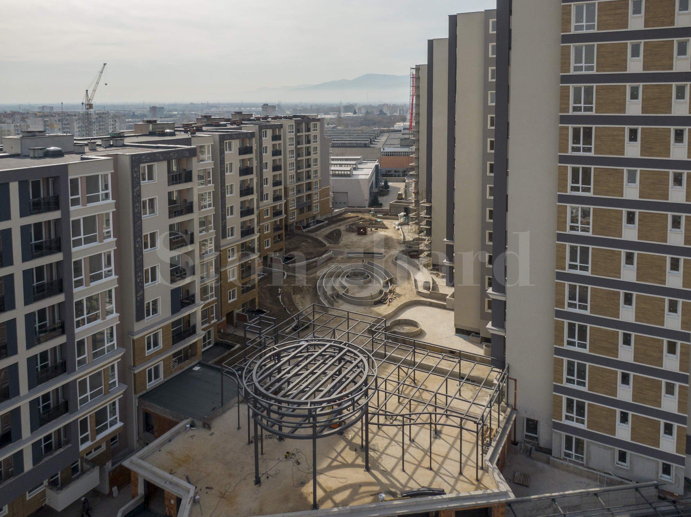 Нов комплекс с апартаменти на цени от 620 €/кв.м в кв. Тракия2 - Stonehard