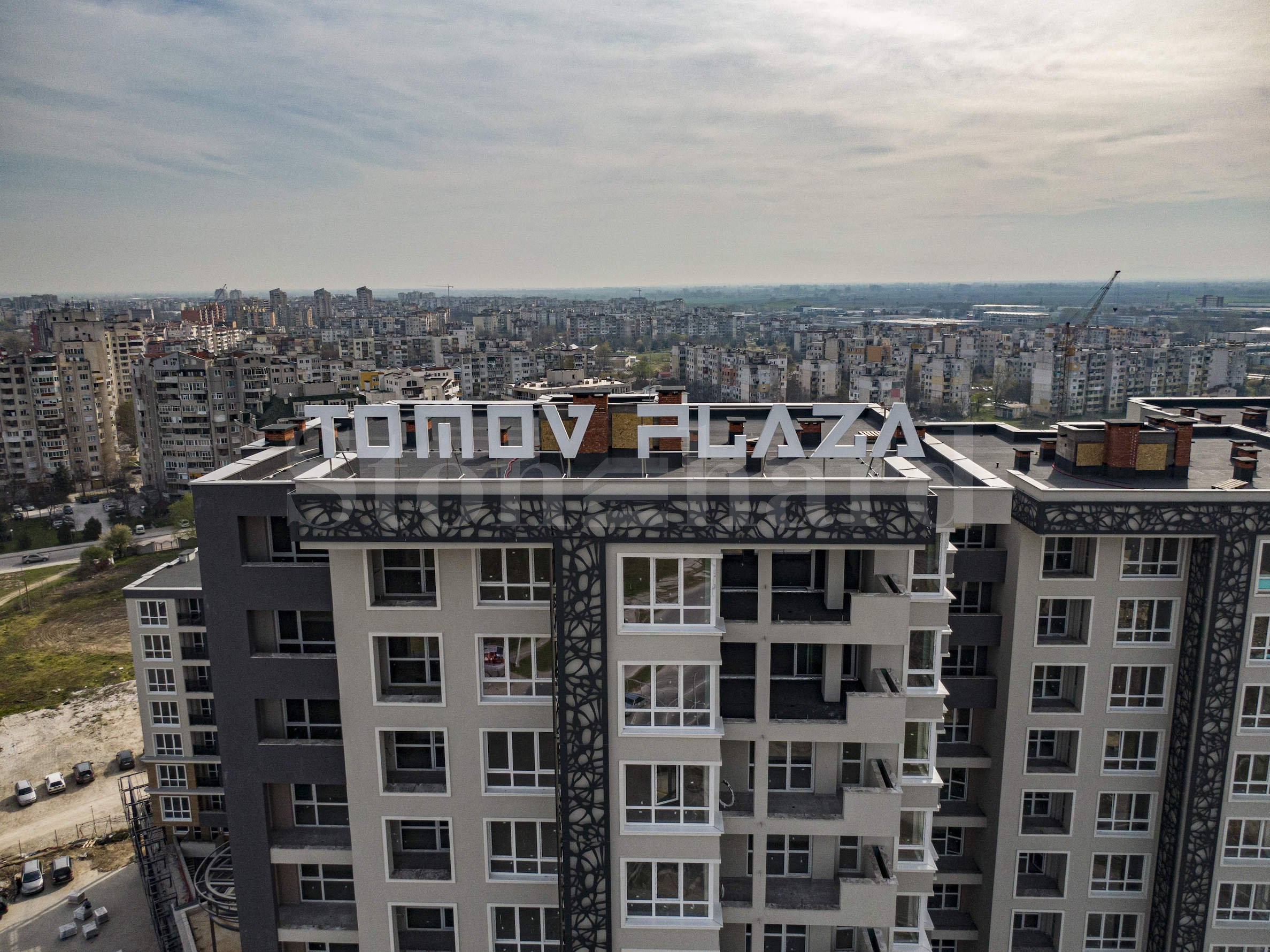 Complex with 9 buildings in Plovdiv. Prices from 620 €/sq.m2 - Stonehard