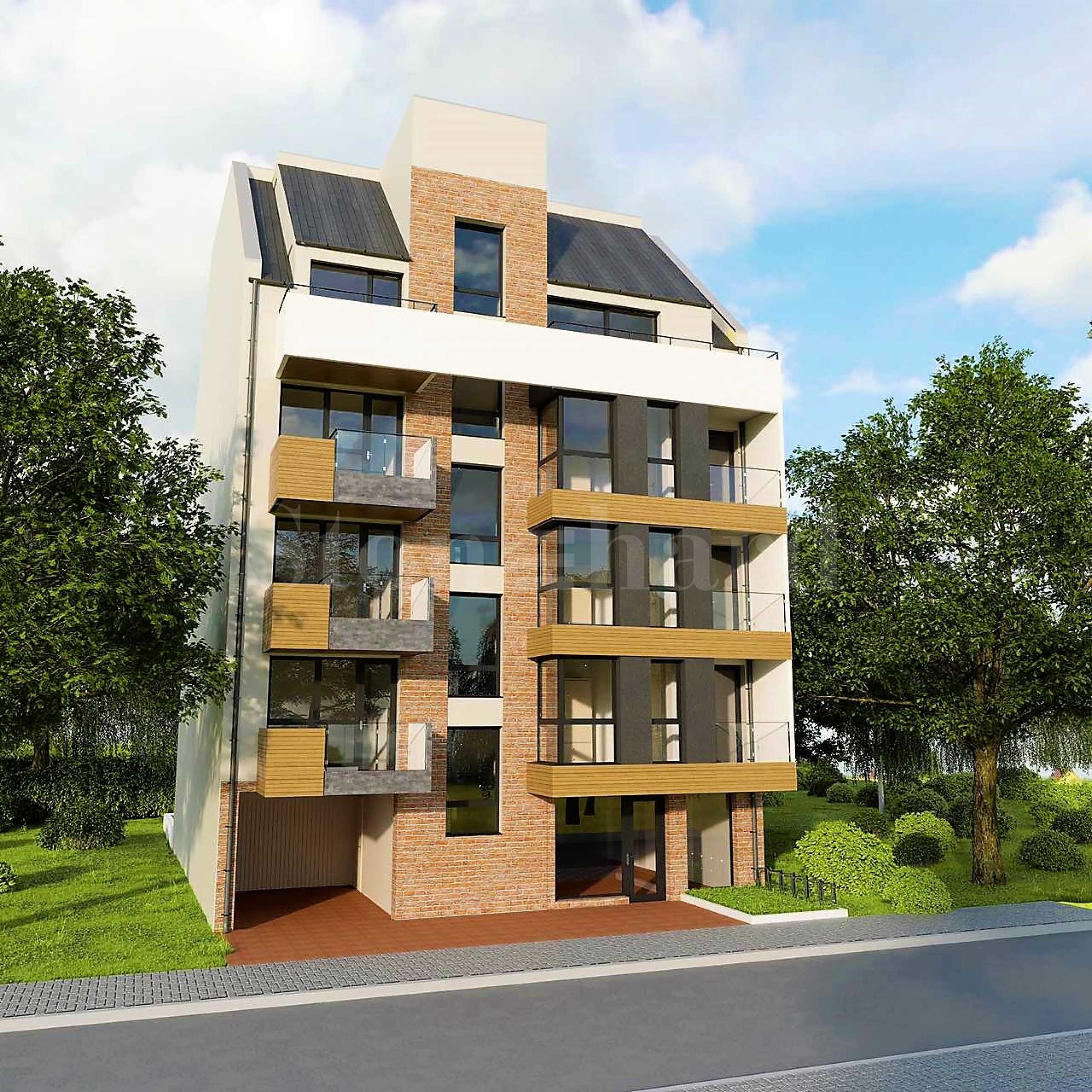 New apartments at attractive prices in the central part of Varna1 - Stonehard