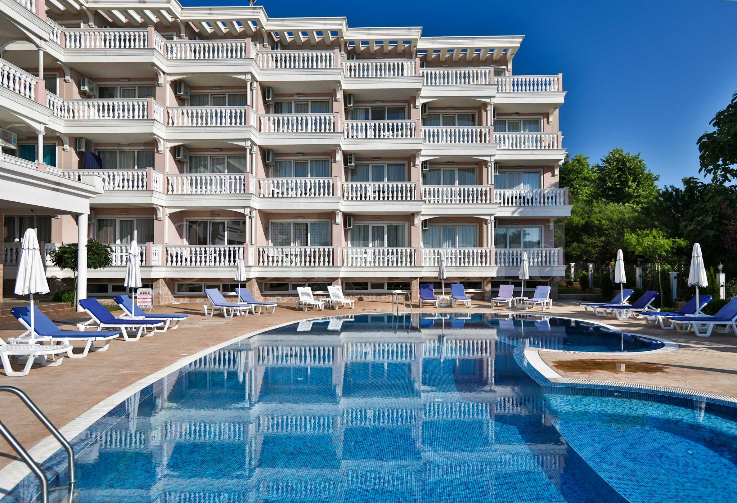 Furnished apartments in a completed waterfront complex by the beach1 - Stonehard