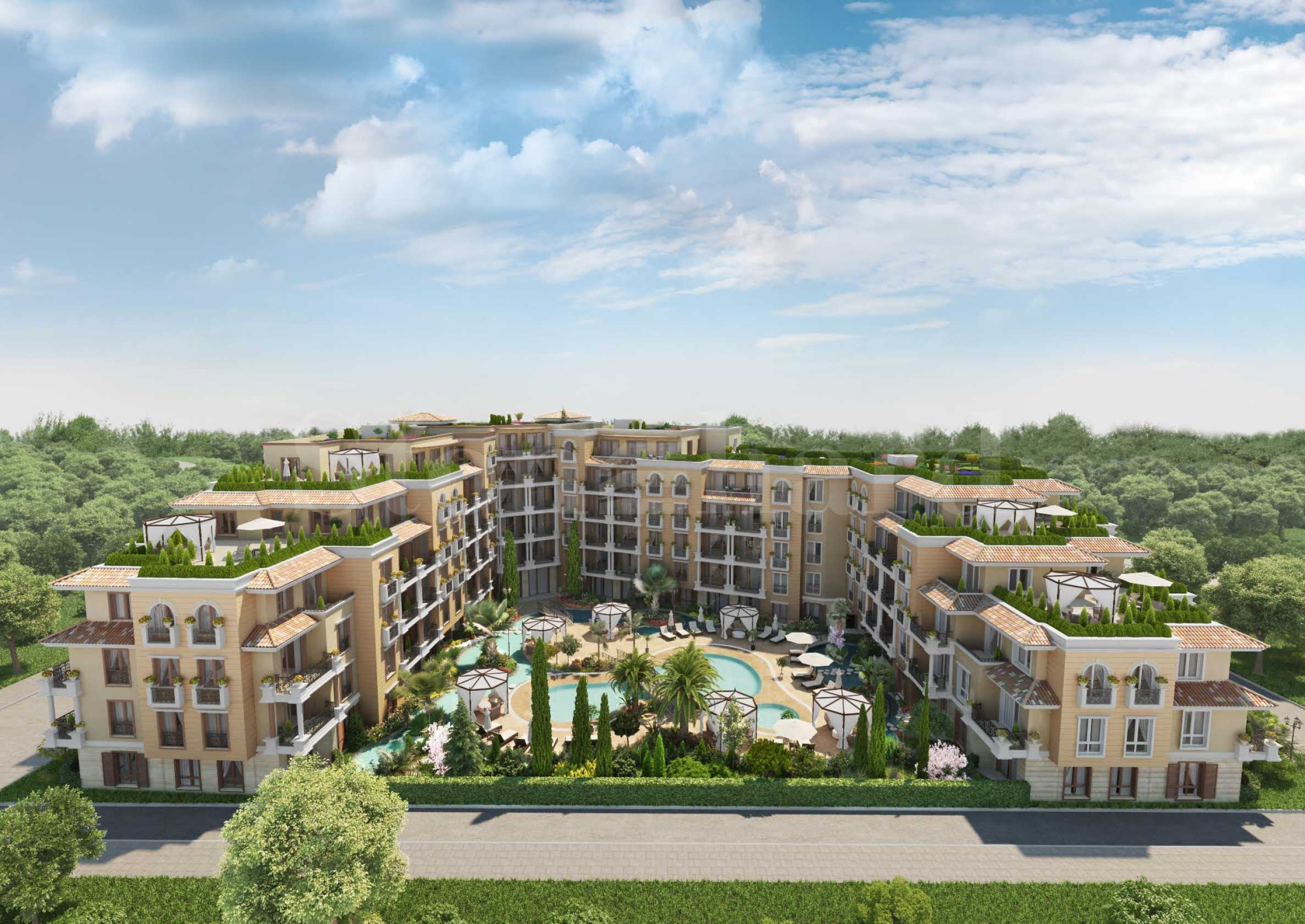 First-class apartments for sale in an elegant new complex near Cacao Beach1 - Stonehard