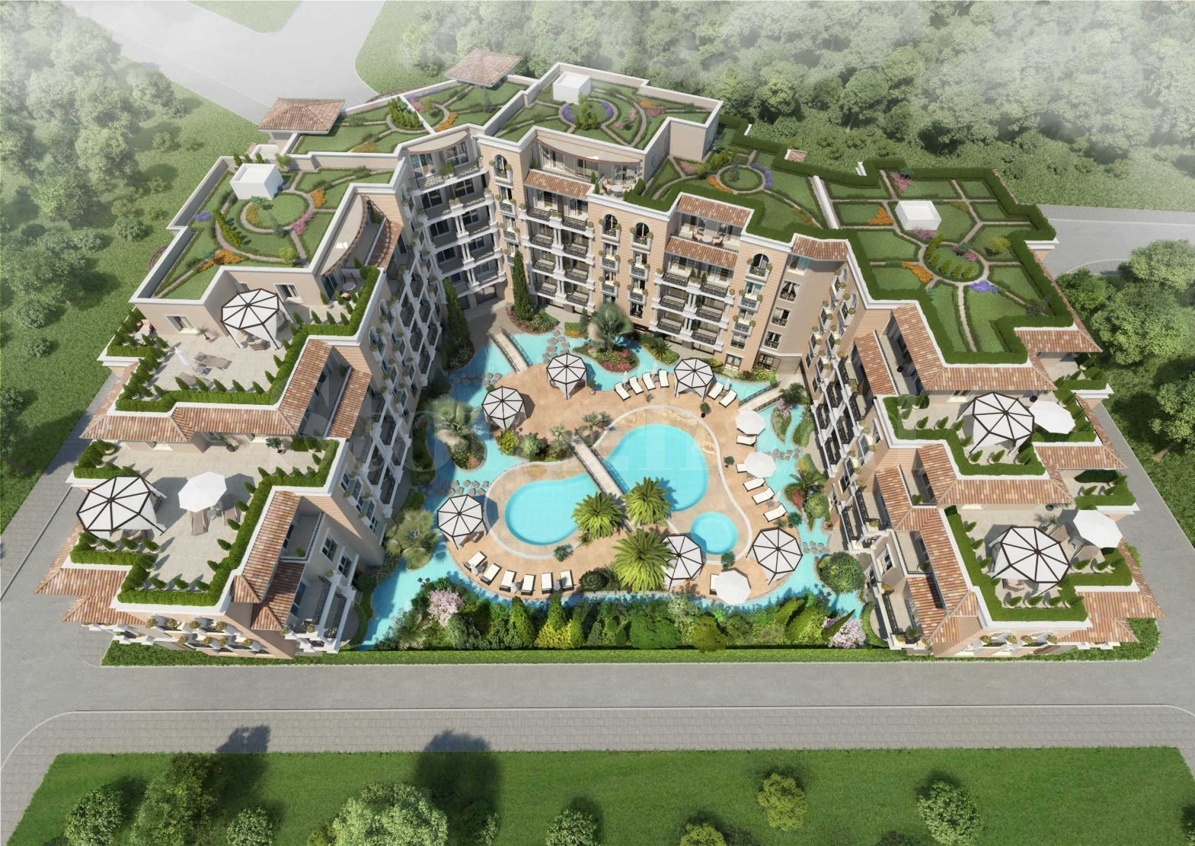 First-class apartments for sale in an elegant new complex near Cacao Beach2 - Stonehard