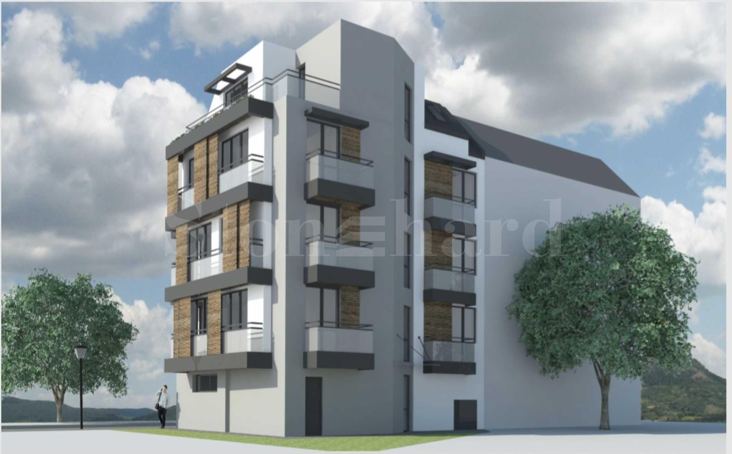 Жилищна сграда със 7 апартамента в широкия център на София2 - Stonehard