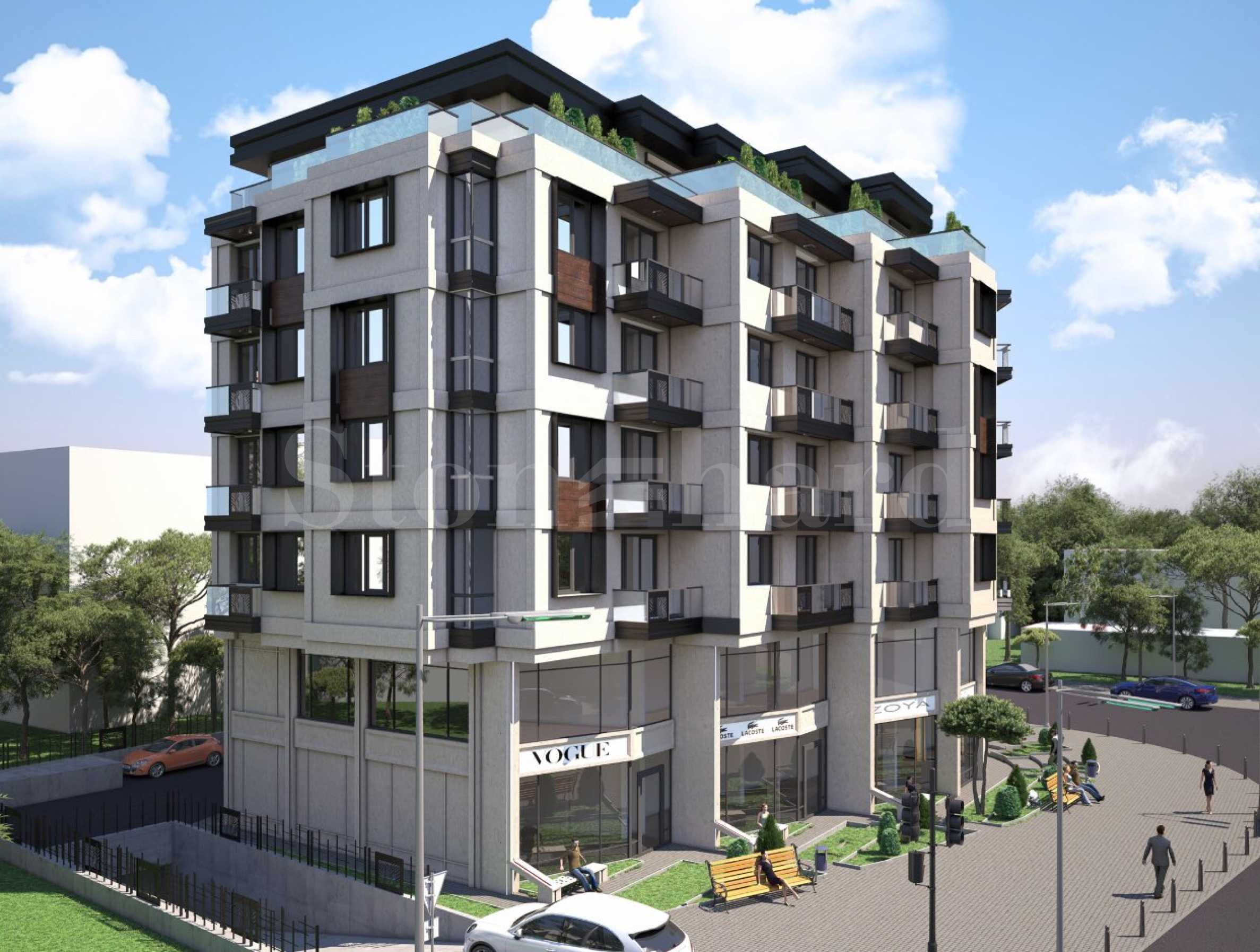New luxury apartments in Sofia2 - Stonehard