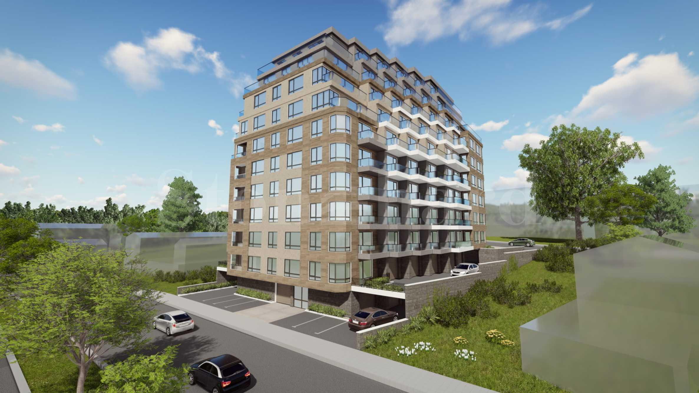 Нова сграда с гледка към море и езеро до Техническия университет1 - Stonehard