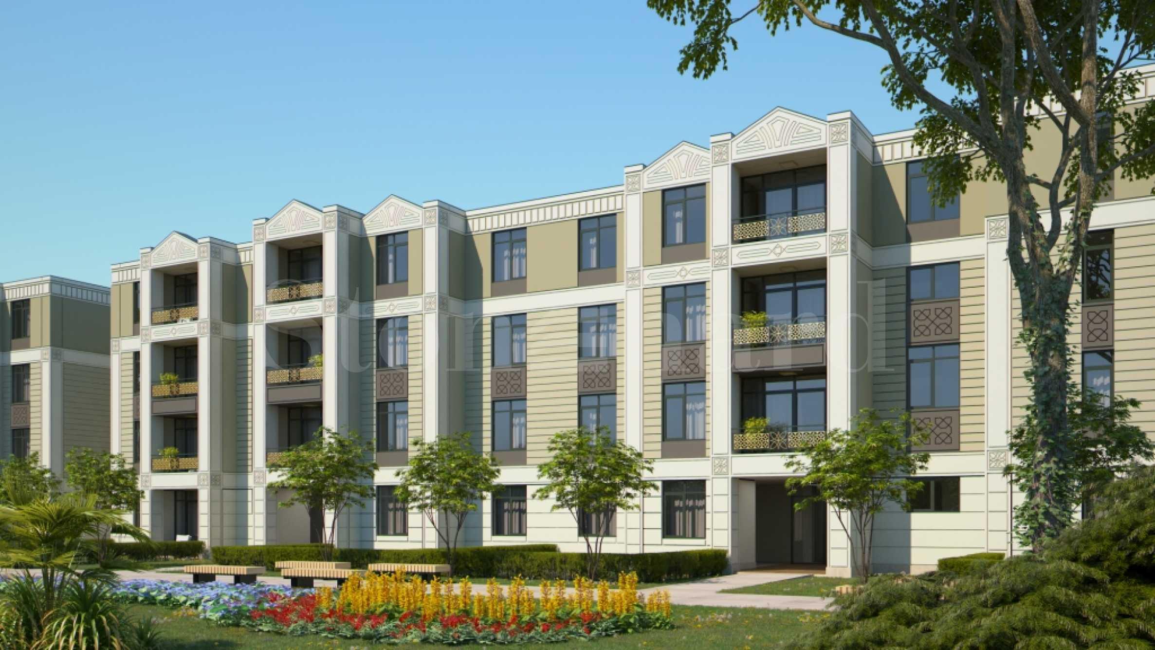 Апартаменти в най-новата фаза на Greenlife Beach Resort на Каваците2 - Stonehard