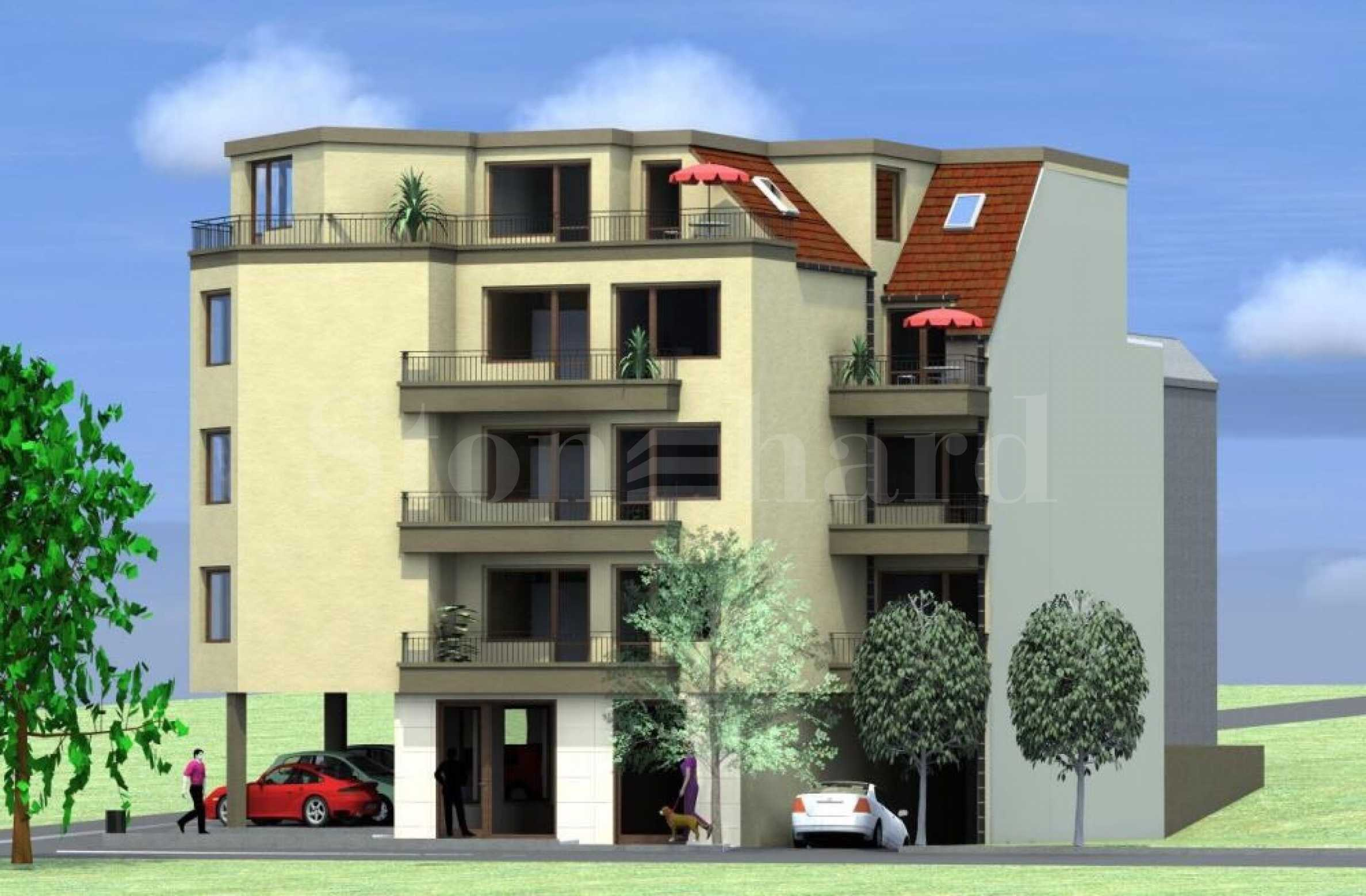 Apartments in new building in Asparuhovo district, Varna (Bulgaria)2 - Stonehard